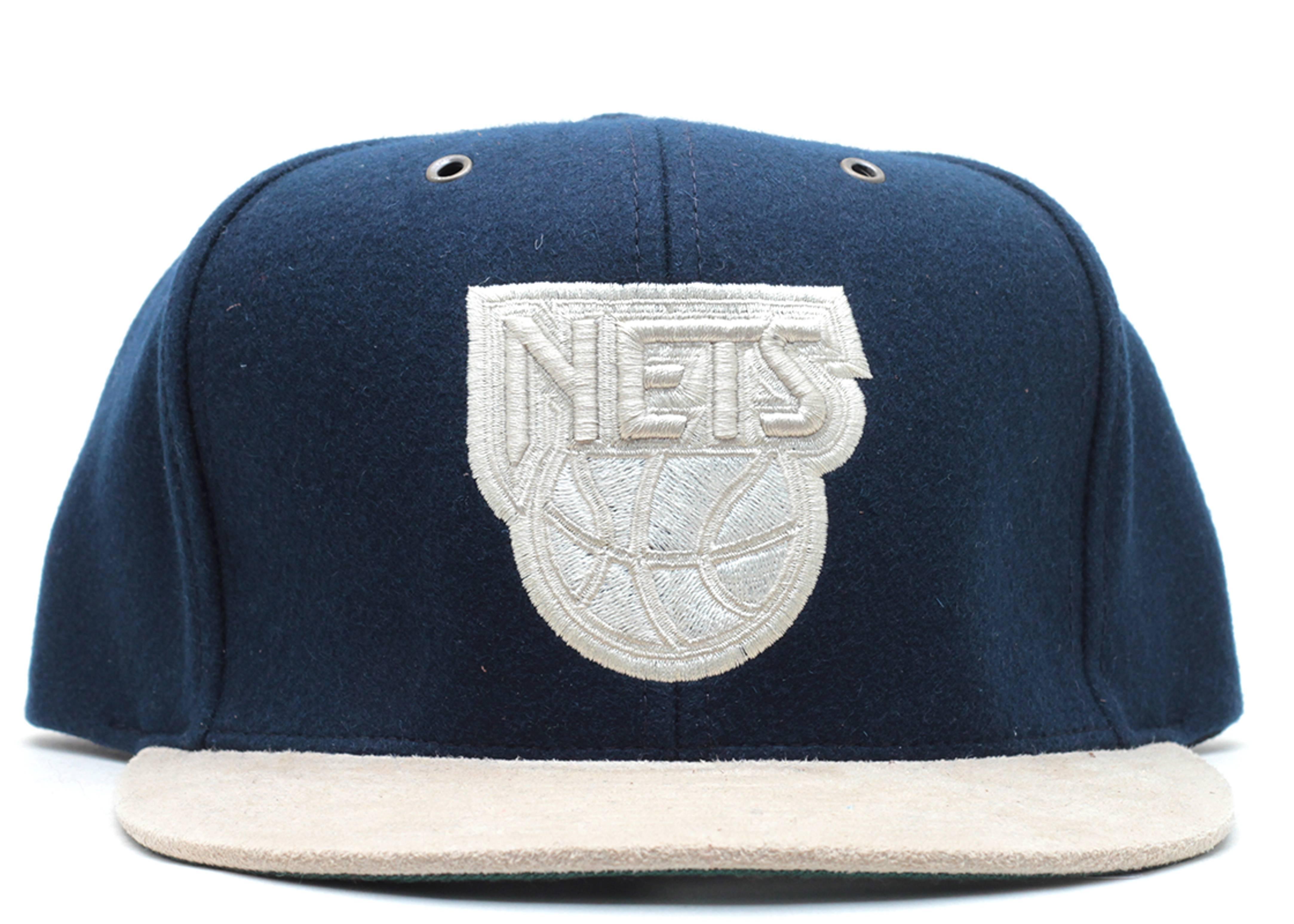 new jersey nets strap-back