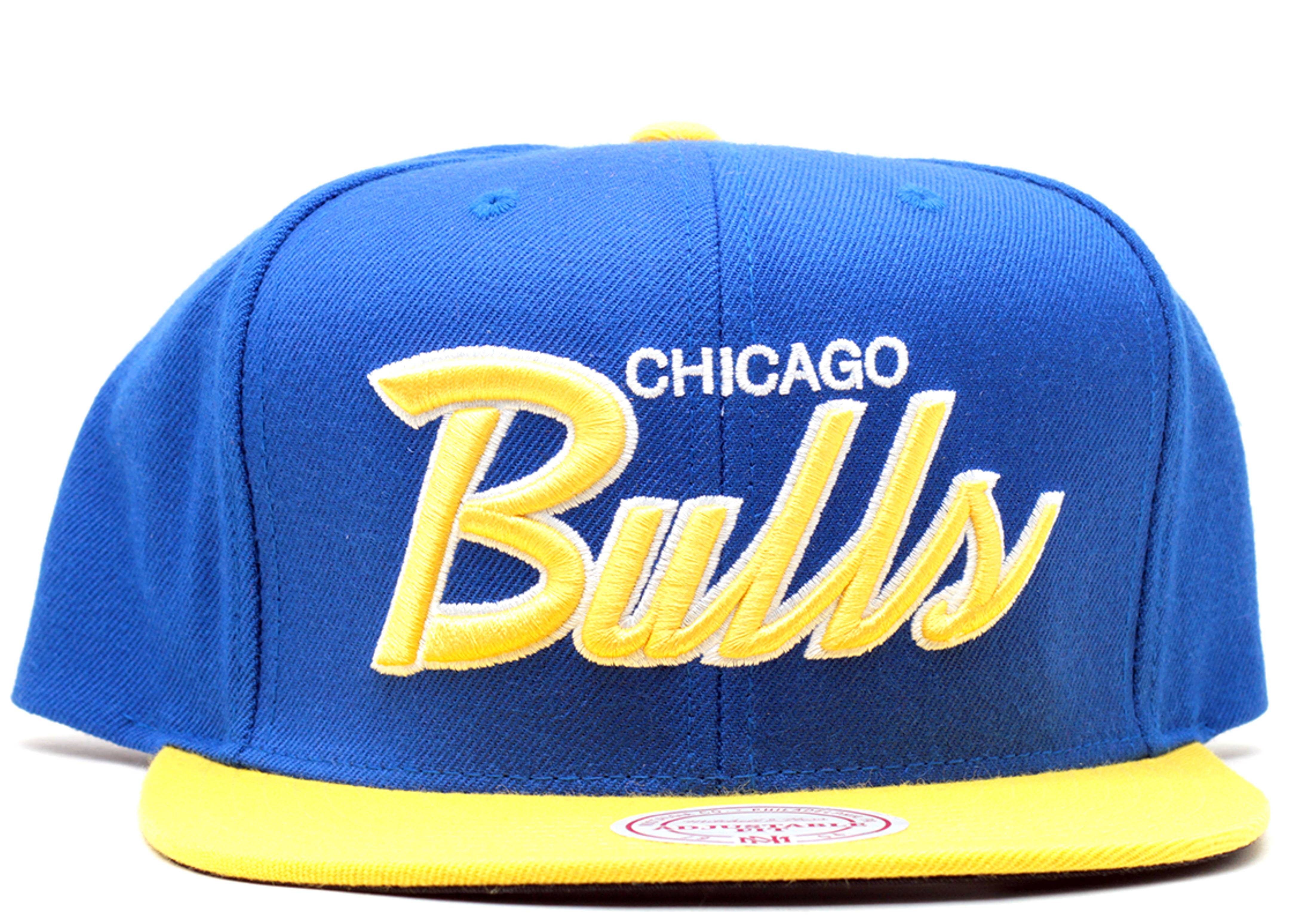 "chicago bulls snap-back ""laney"""