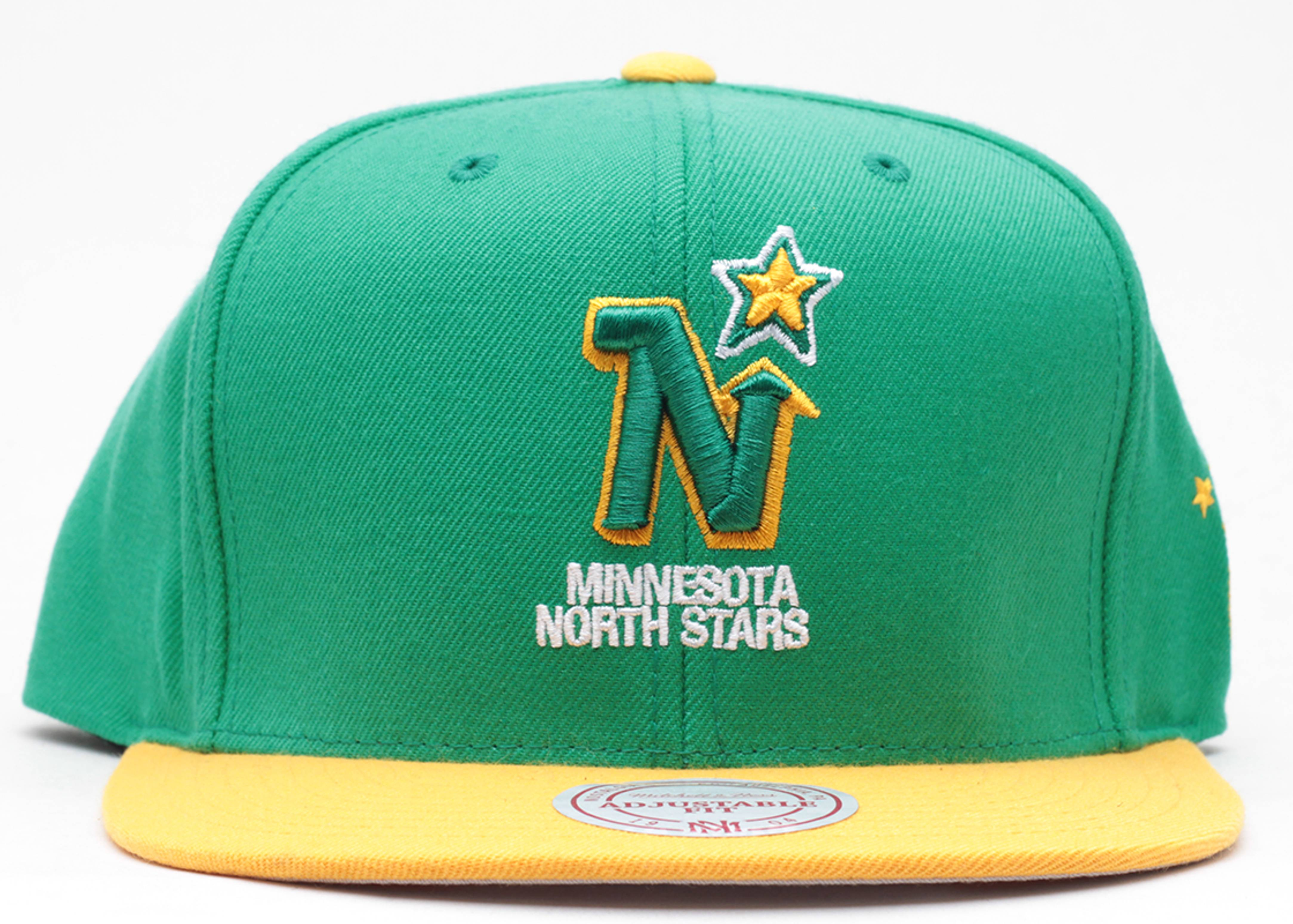 minnesota north stars snap-back