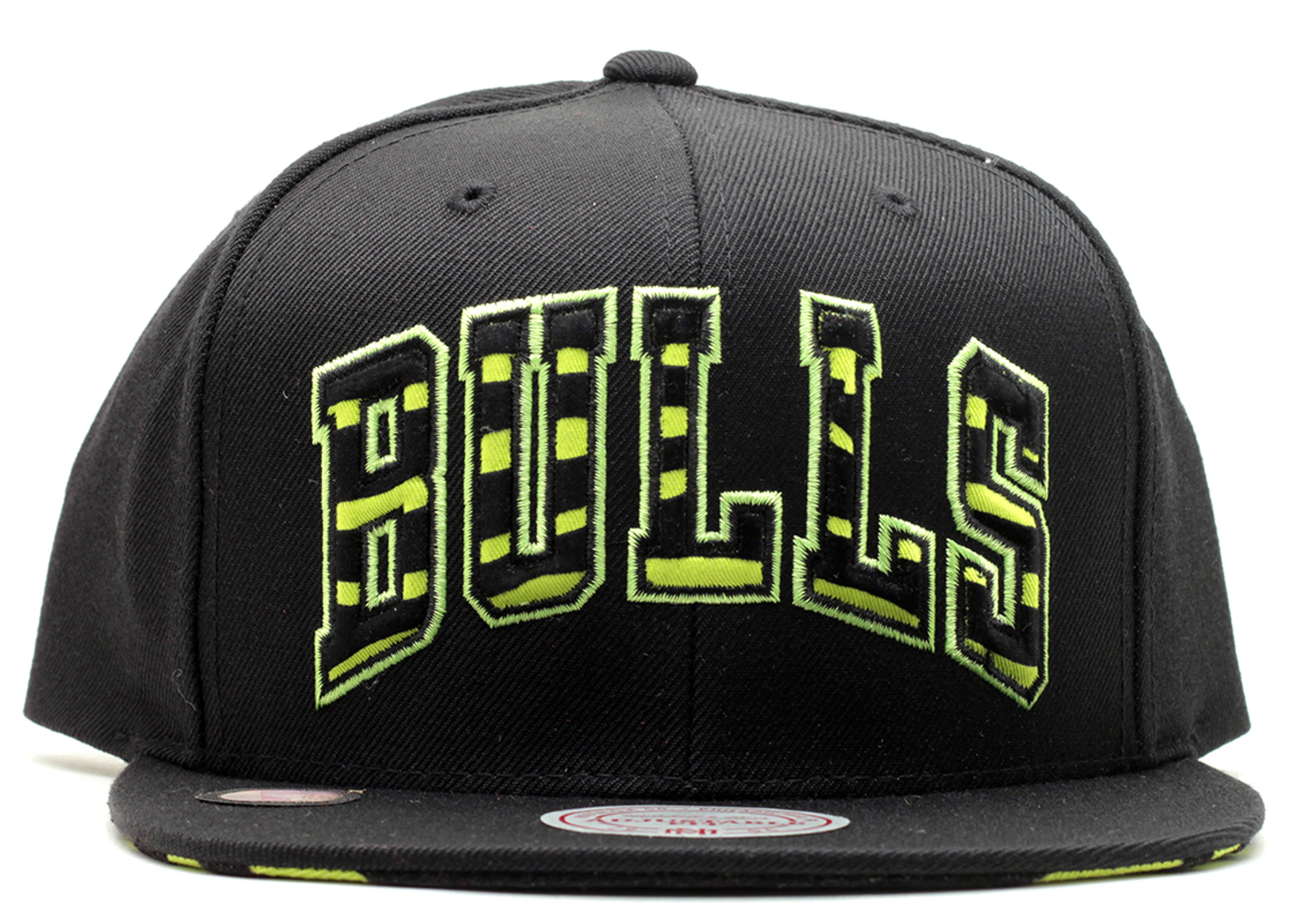 "chicago bulls snap-back ""venom"""