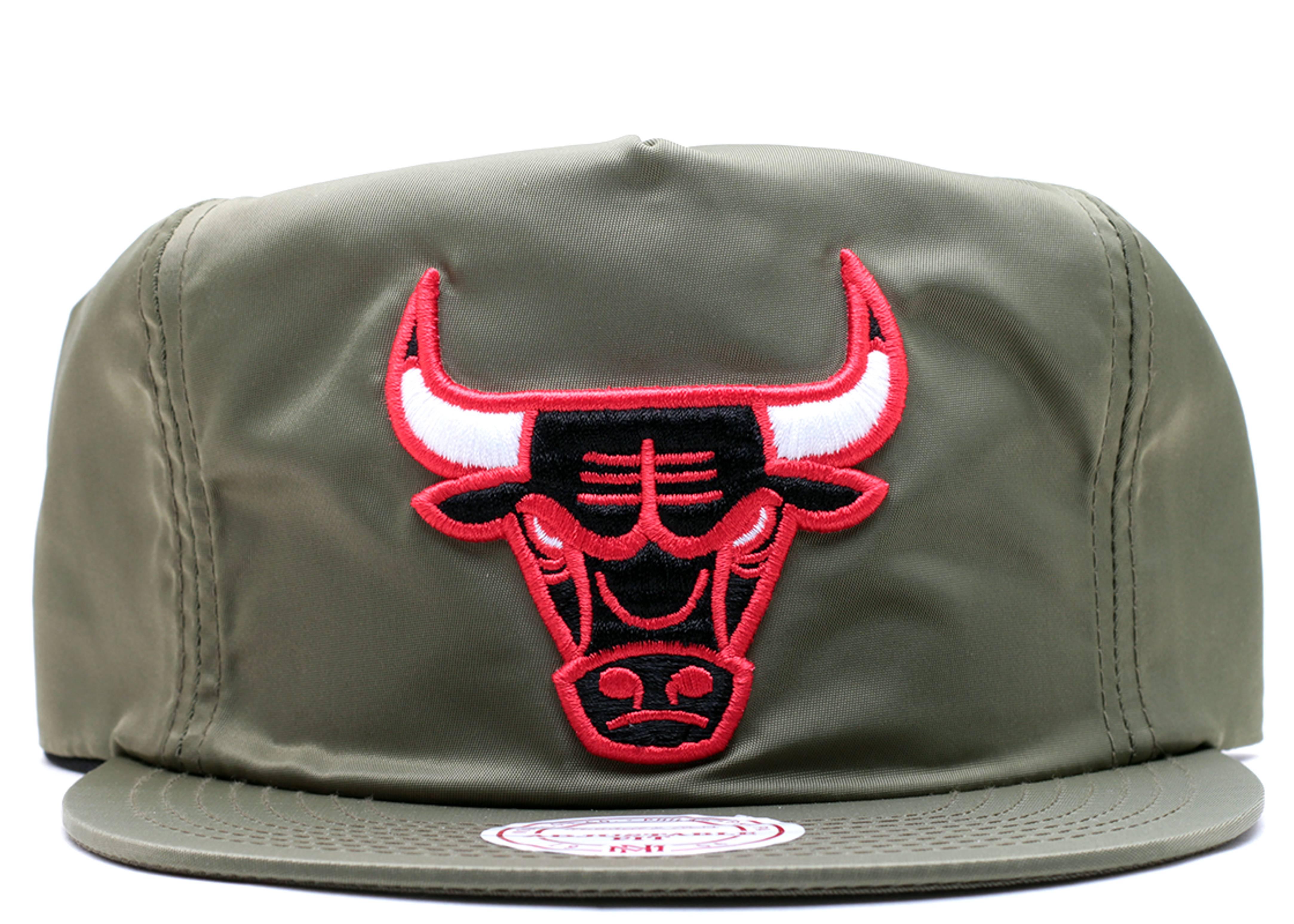 """chicago bulls zip-back """"nylon"""""""