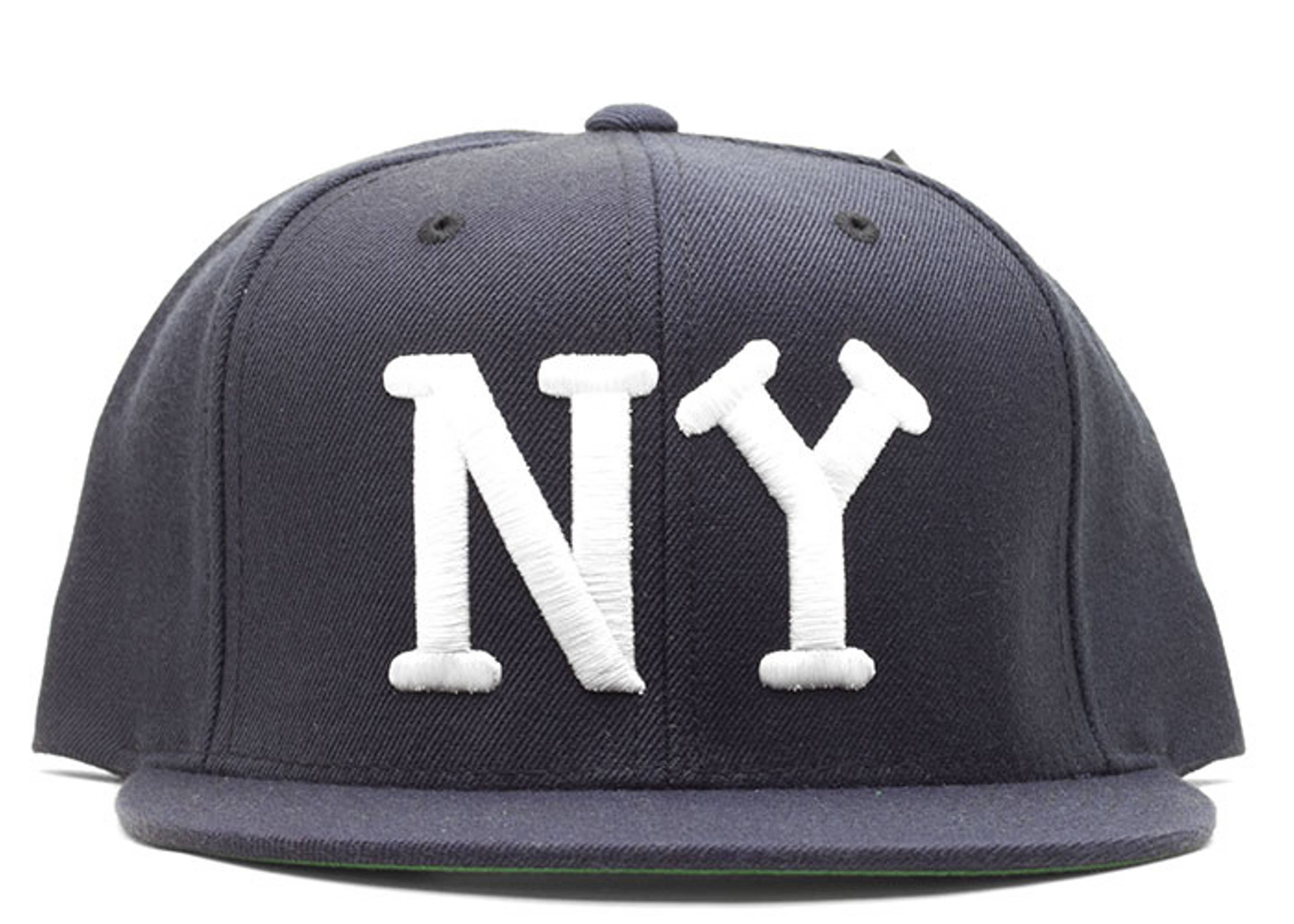"new york black yankees snap-back ""negro league"""