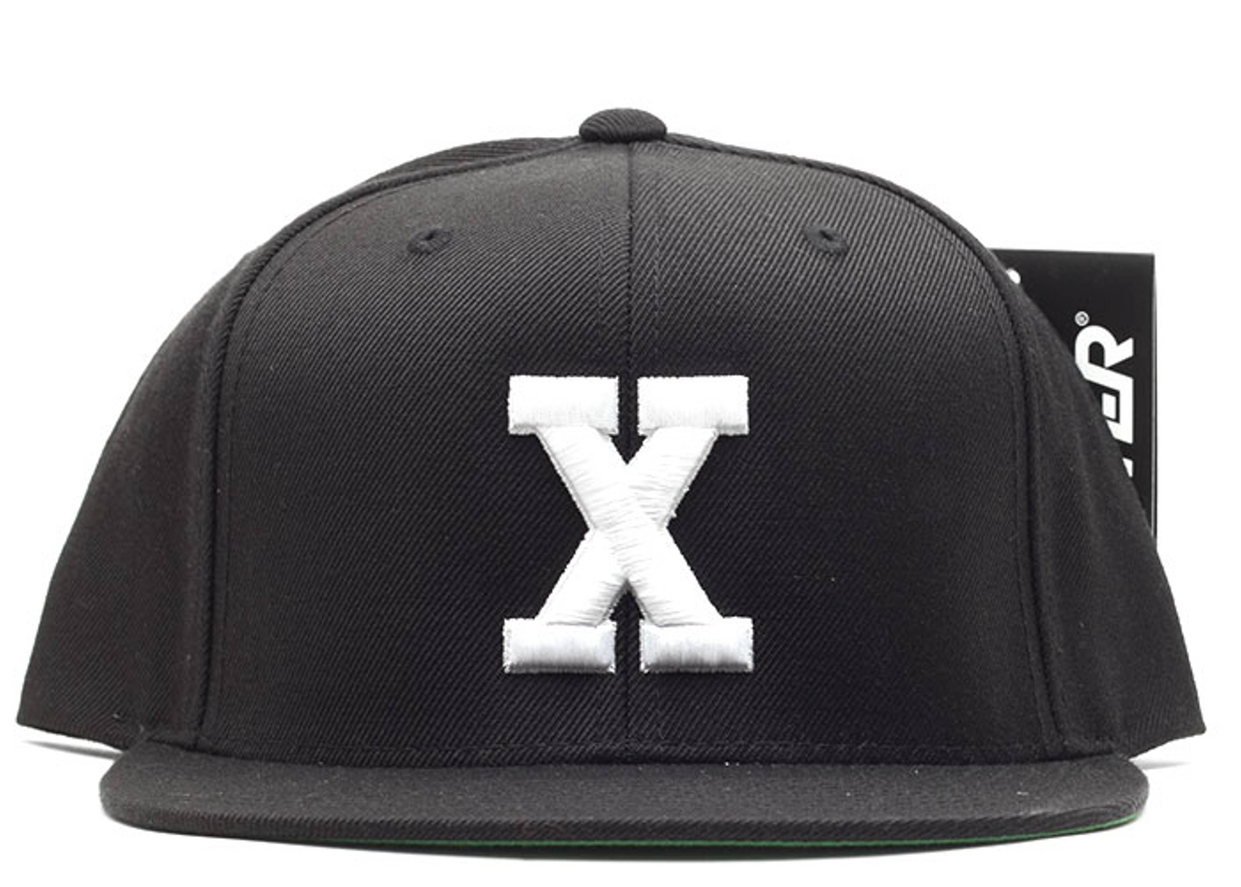 "cuban x giants snap-back ""negro league"""