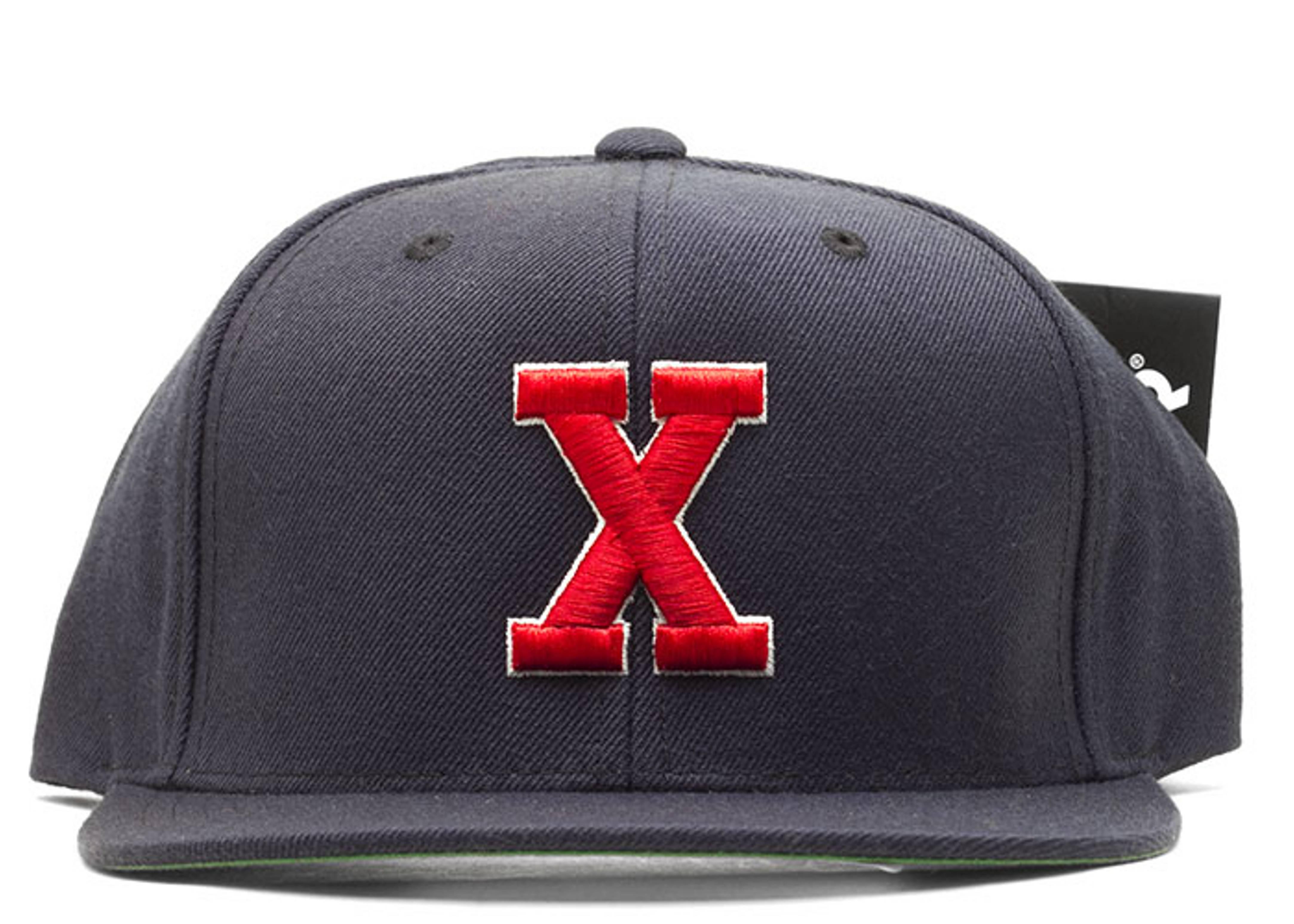 "cuban x giants snap-back ""negro league"""