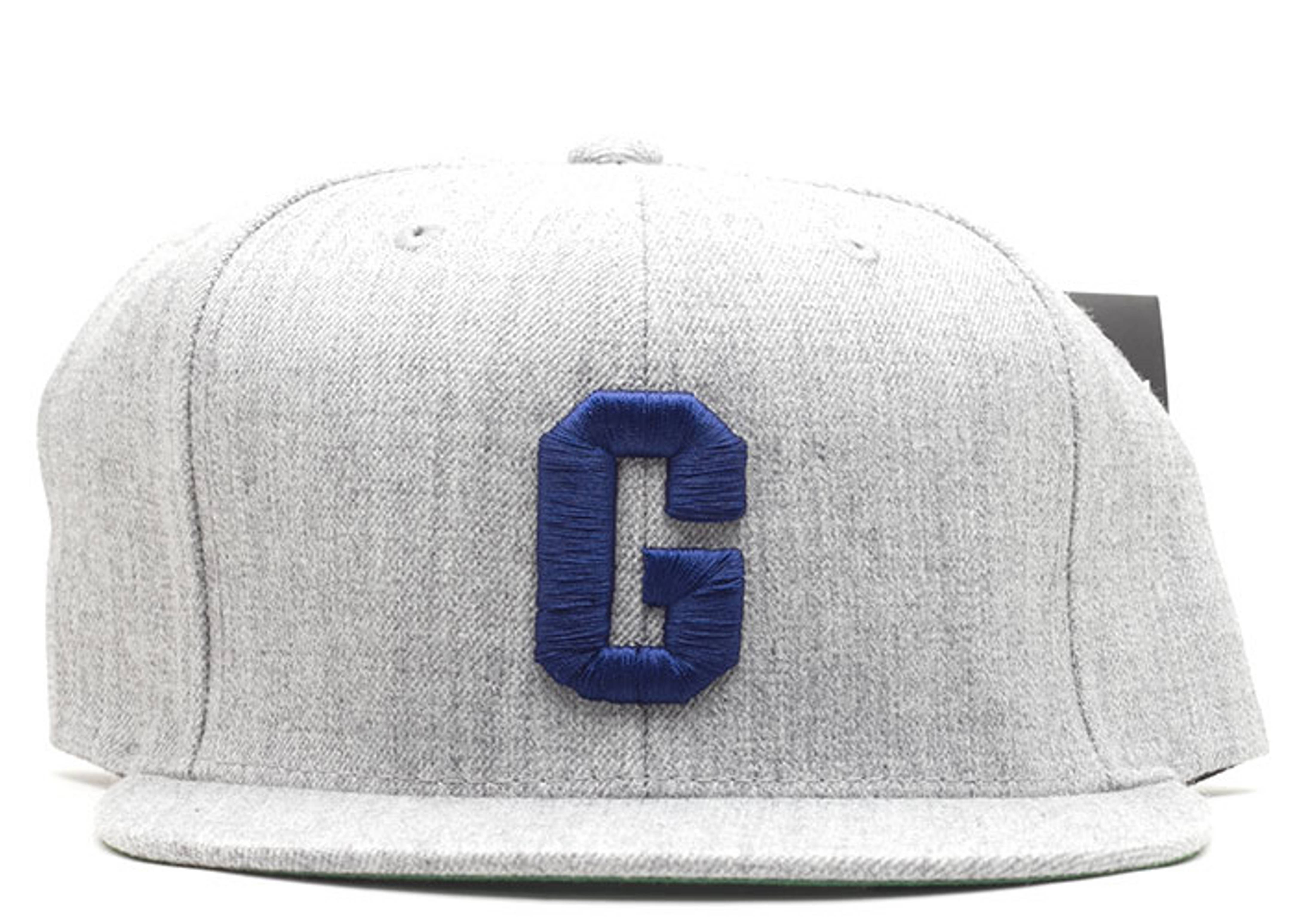 "homstead grays snap-back ""negro league"""