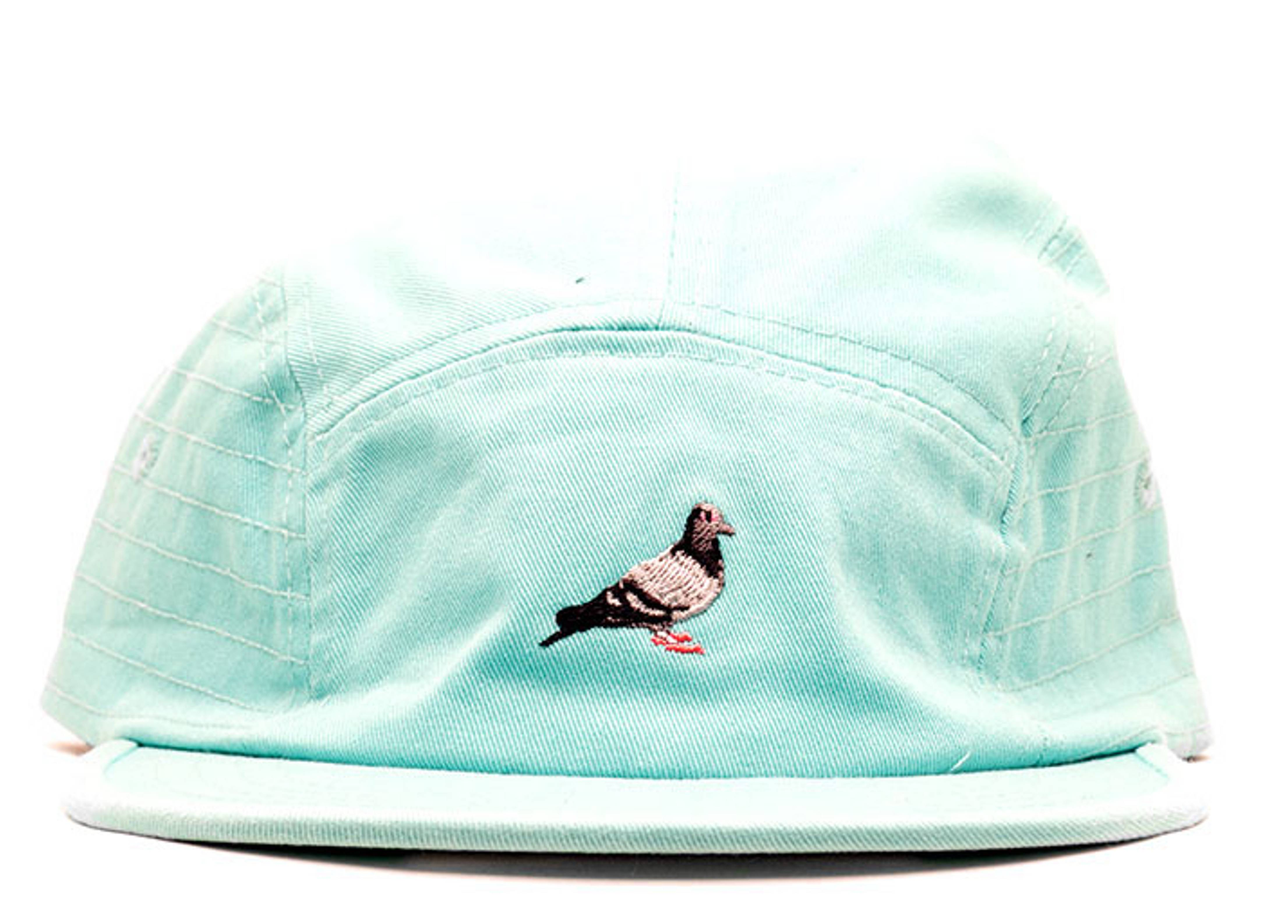 pigeon 5 panel cap