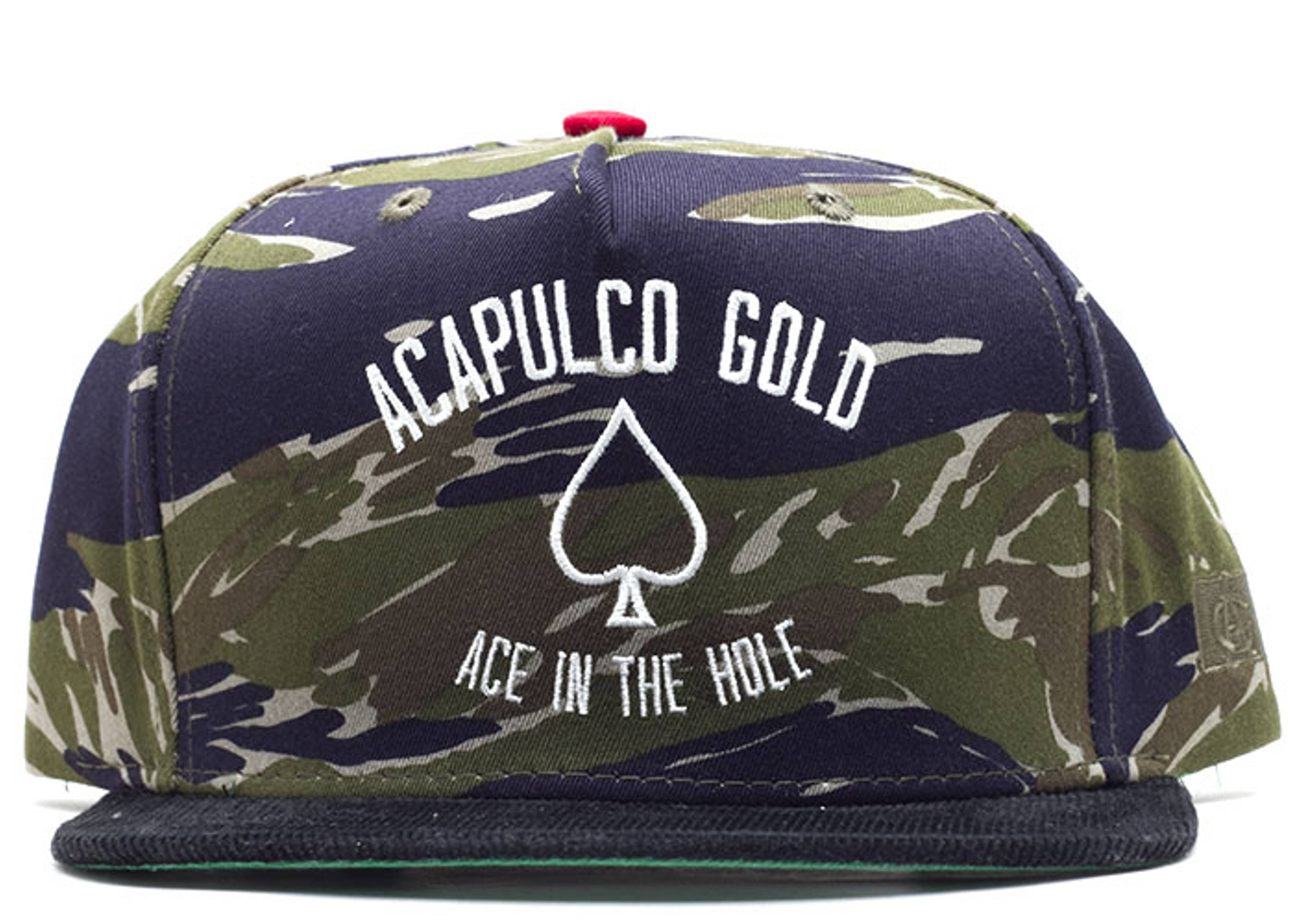 ace in the hole snap-back