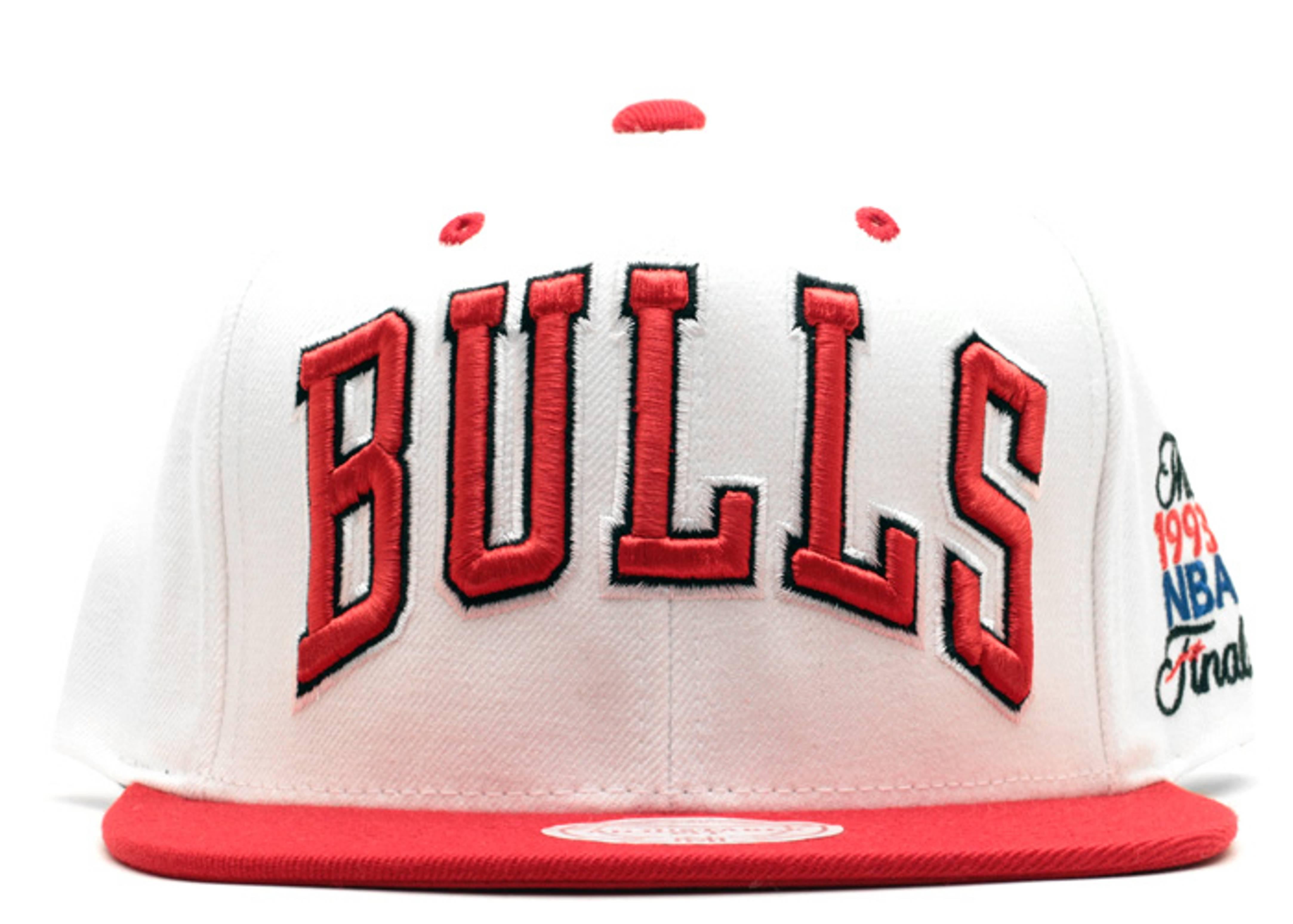 "chicago bulls snap-back ""1993 finals"""