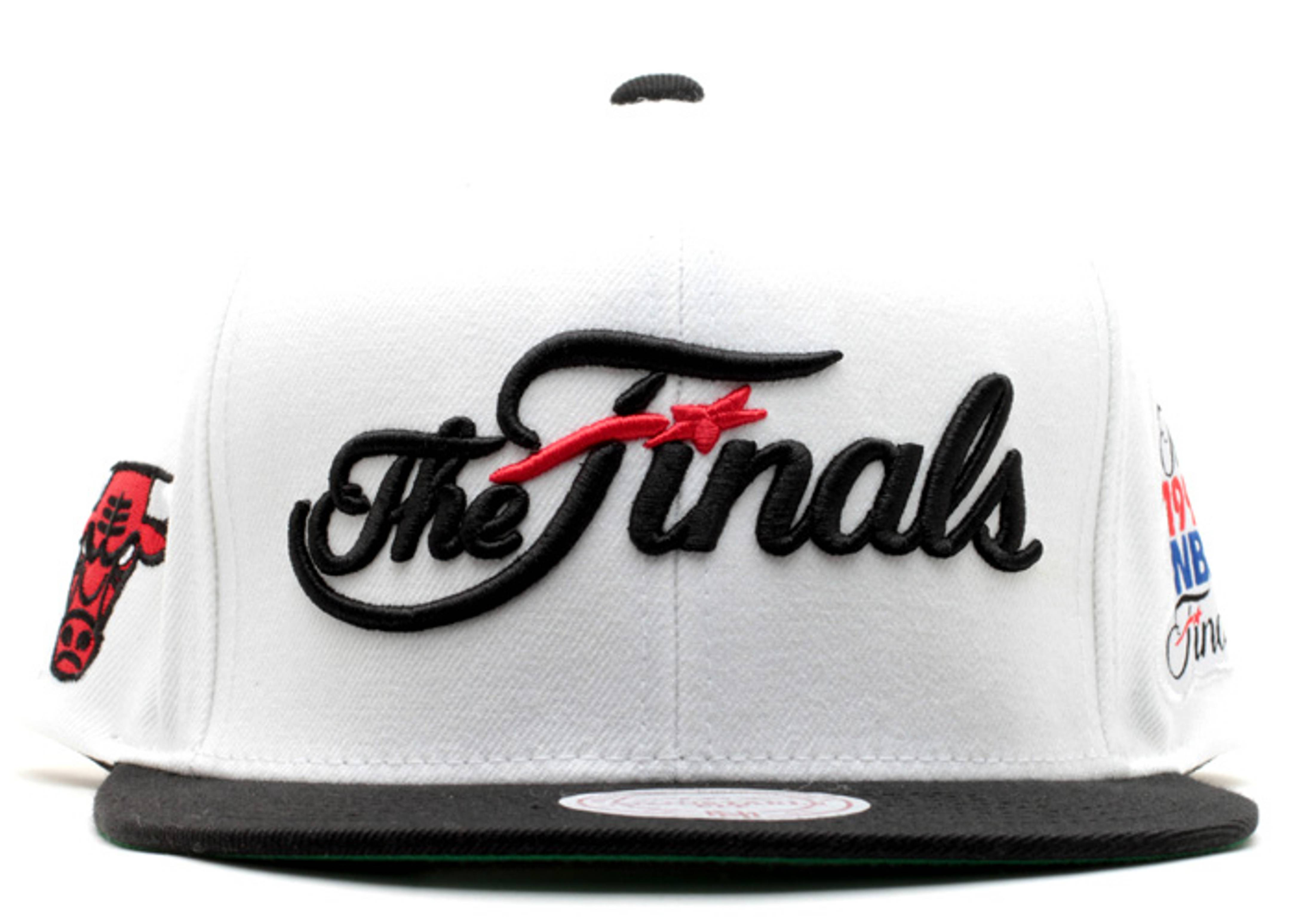 """chicago bulls snap-back """"the finals '93"""""""