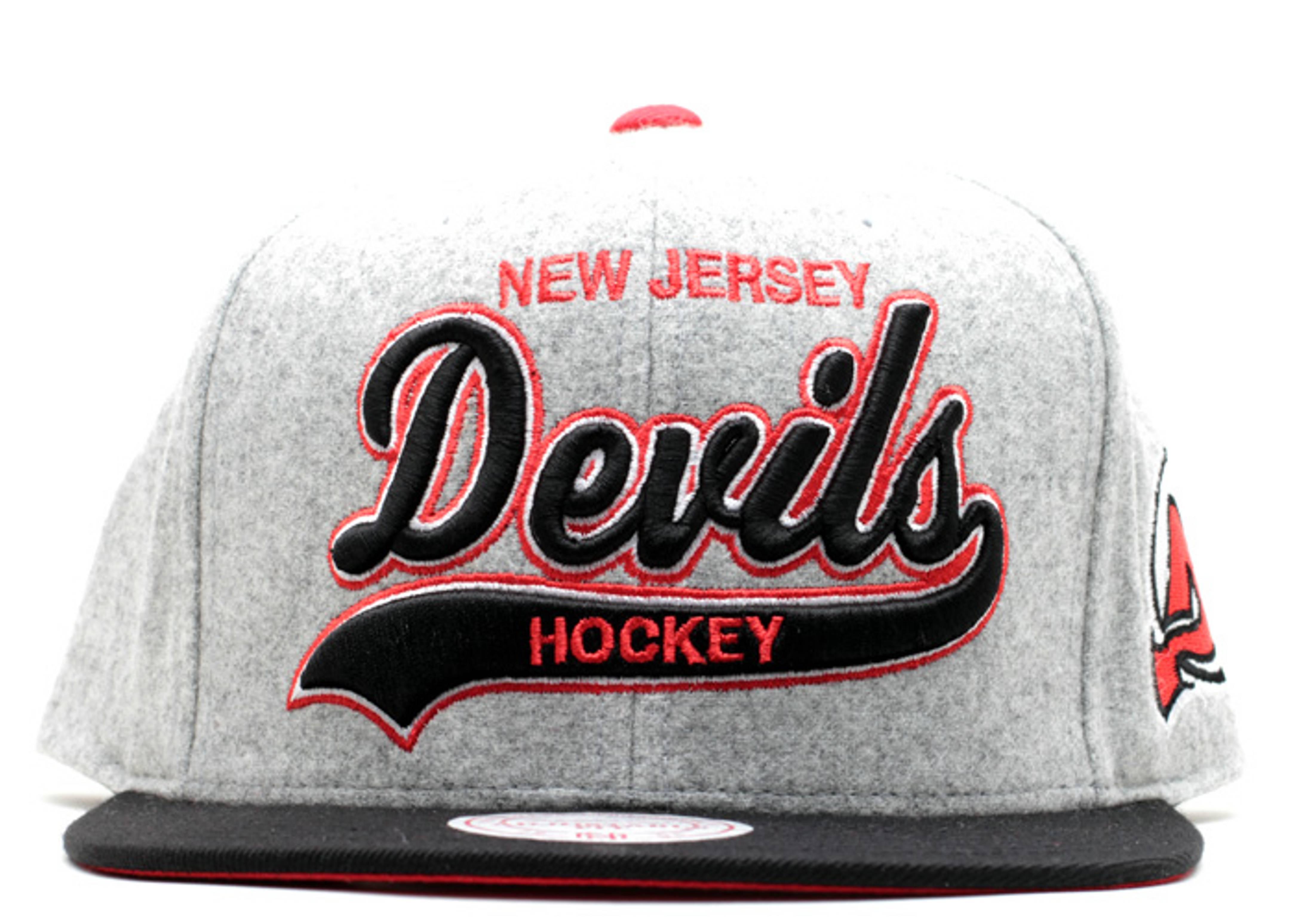 new jersey devils strap-back