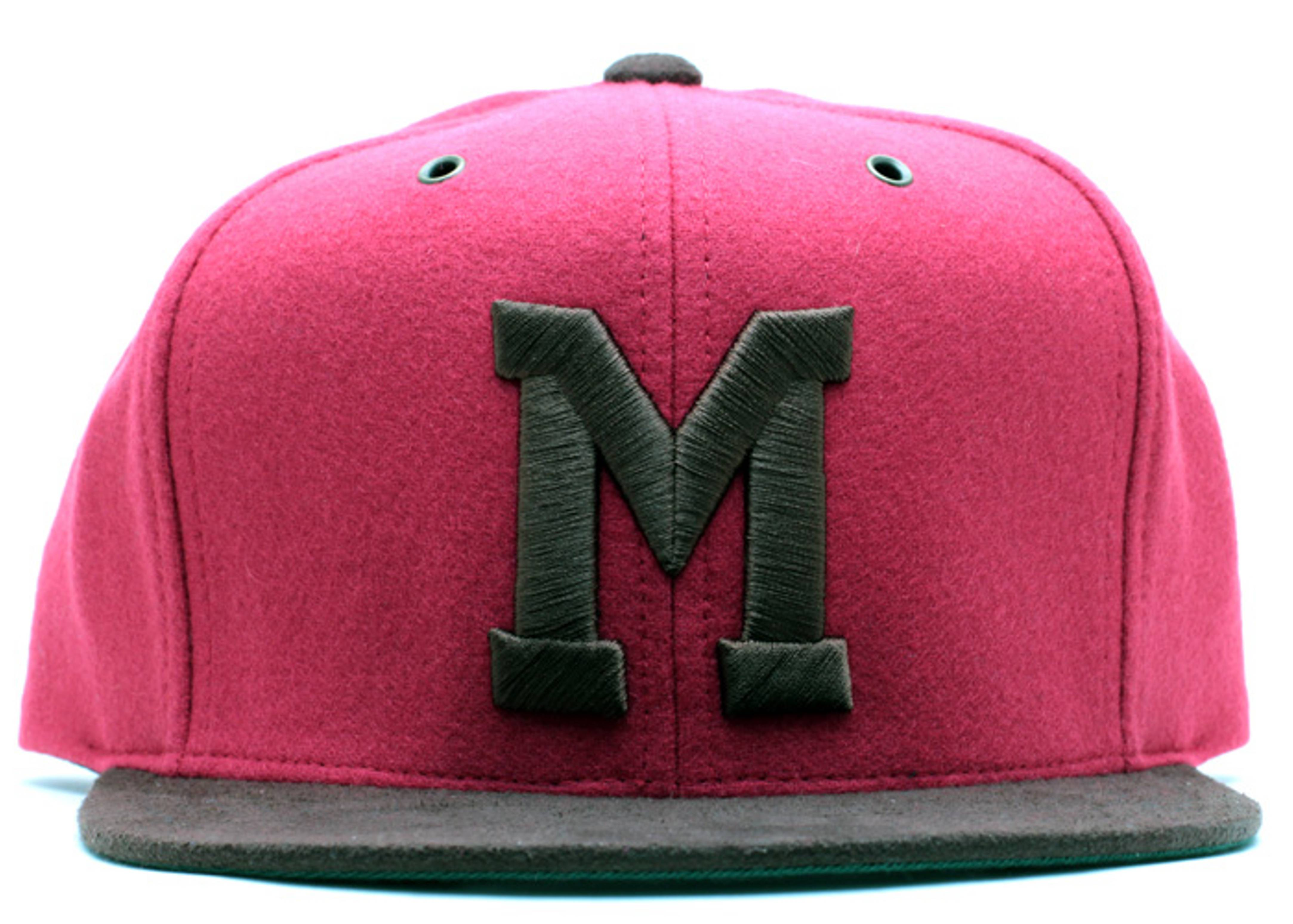 montreal maroons strap-back