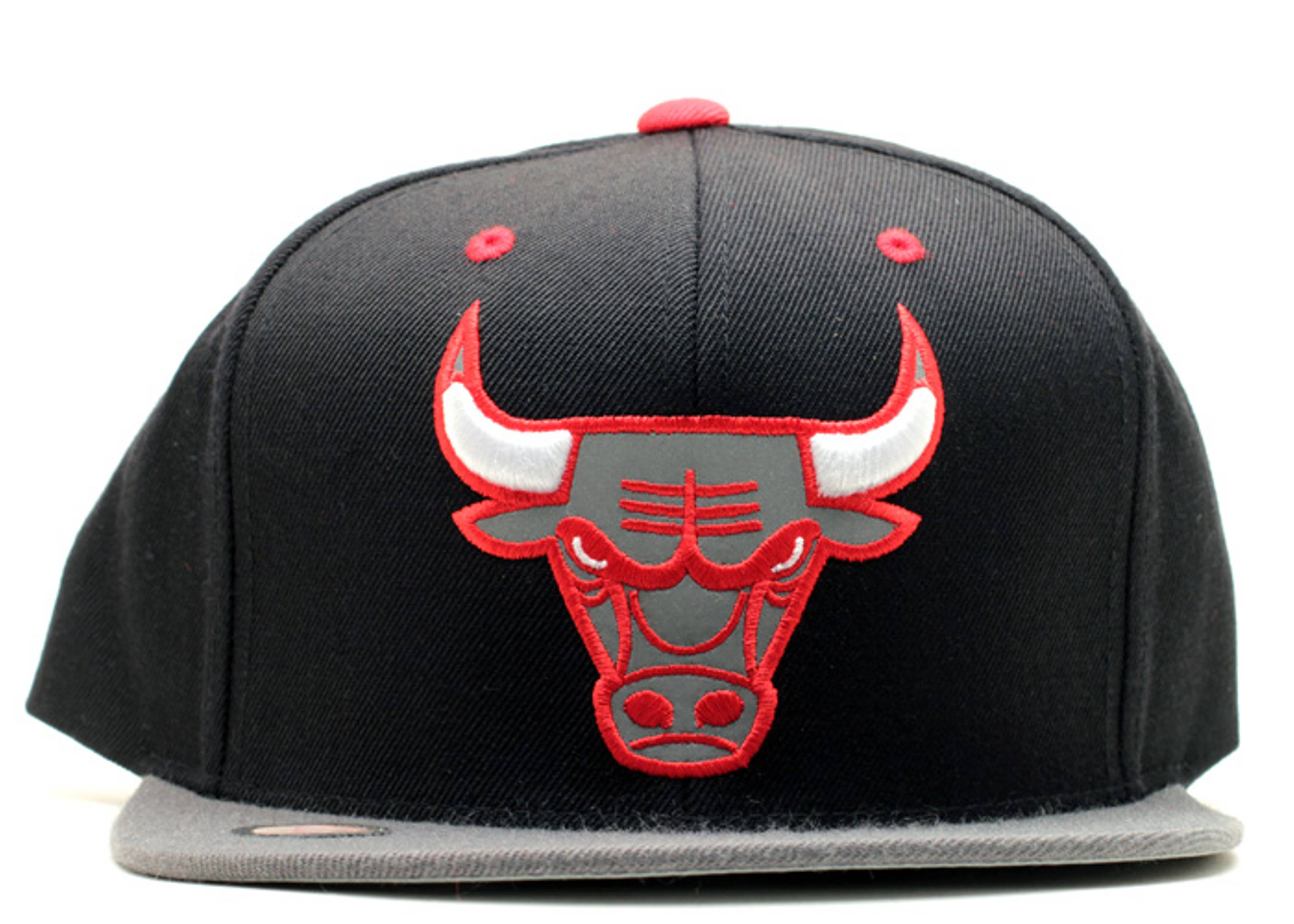 "chicago bulls snap-back ""3m"""