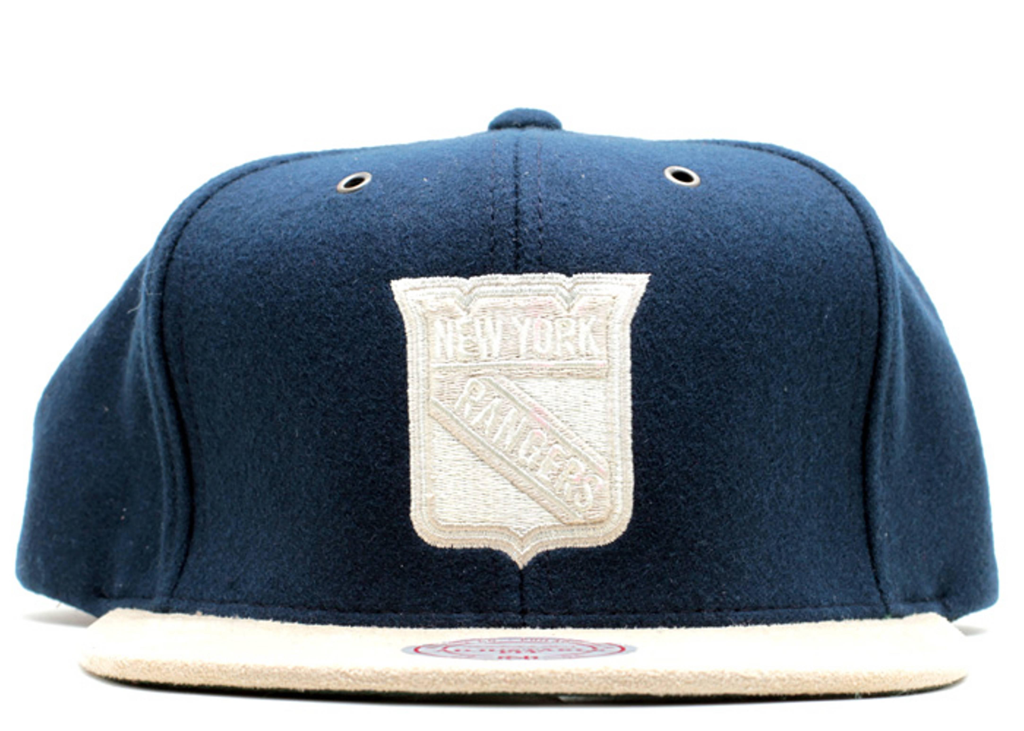 new york rangers strap-back