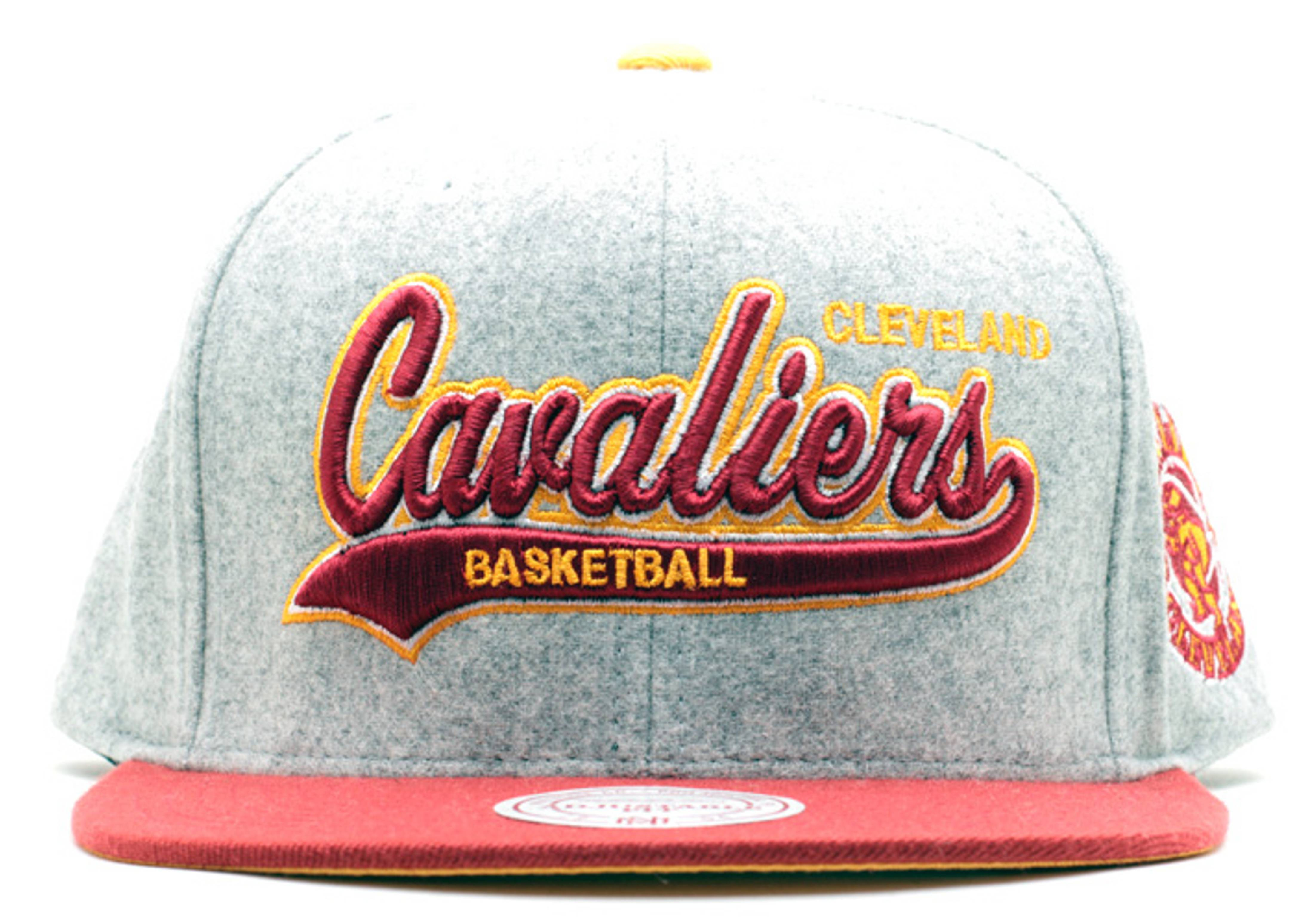 cleveland cavaliers strap-back