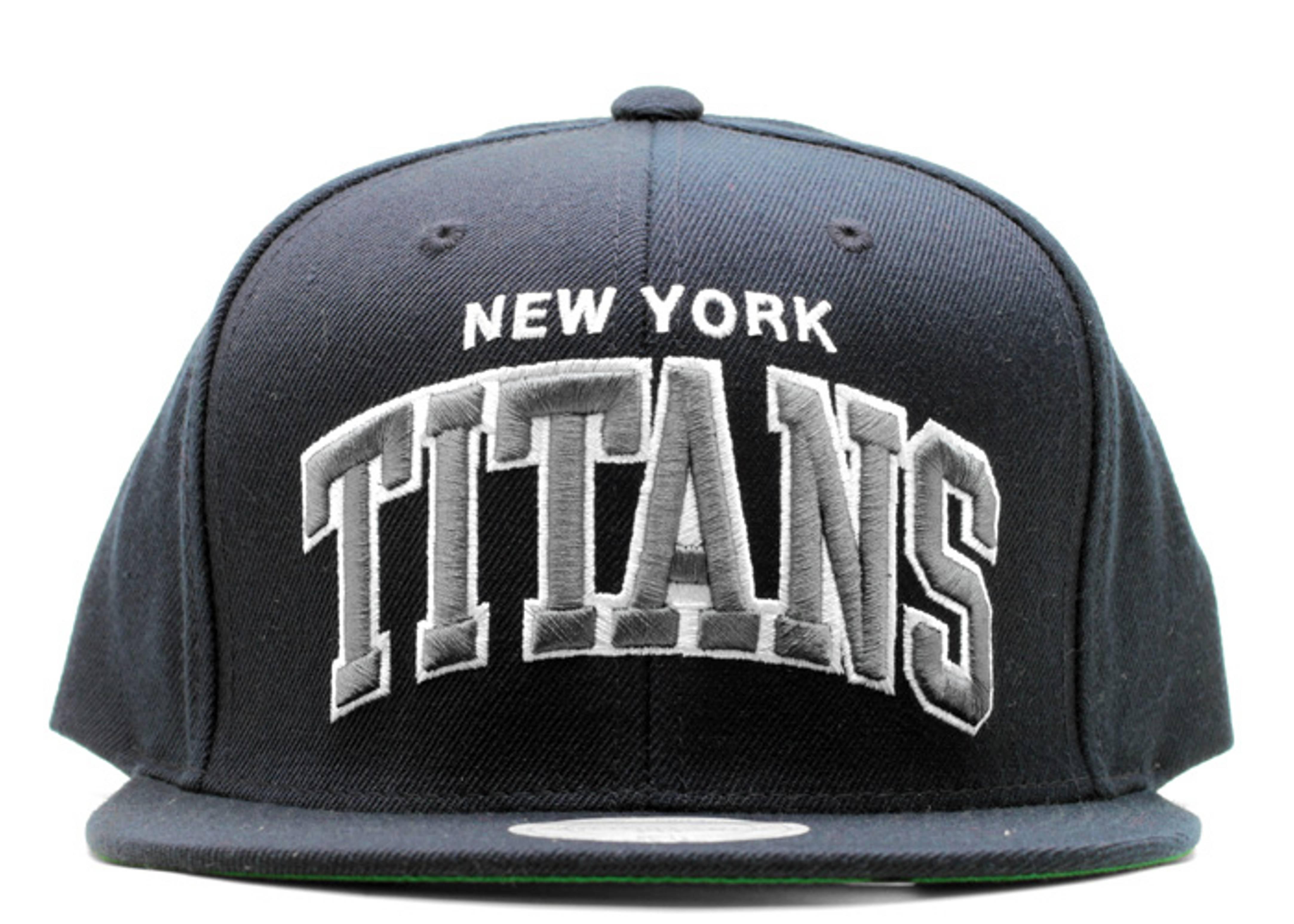 new york titans snap-back