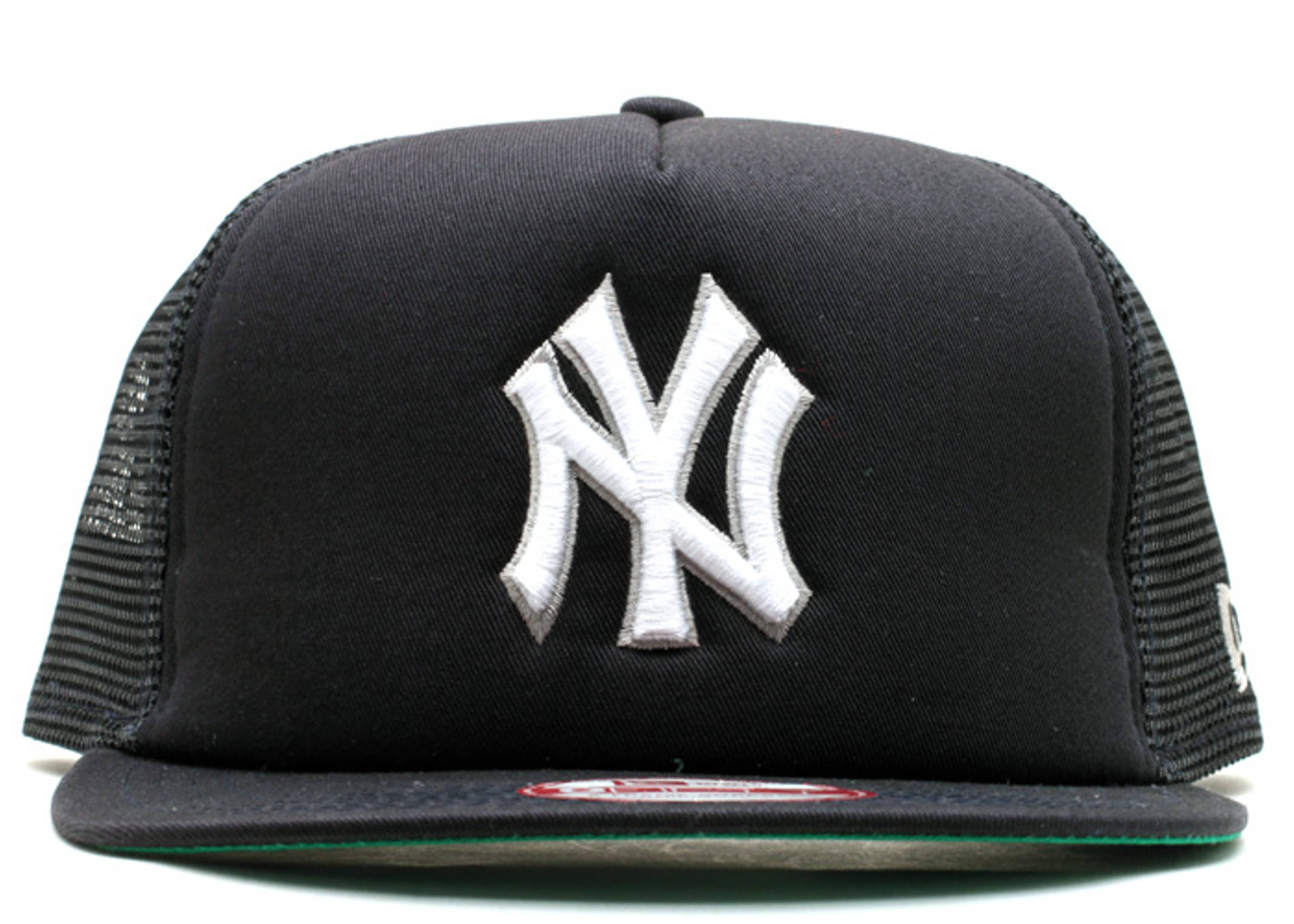 new york yankees trucker snap-back