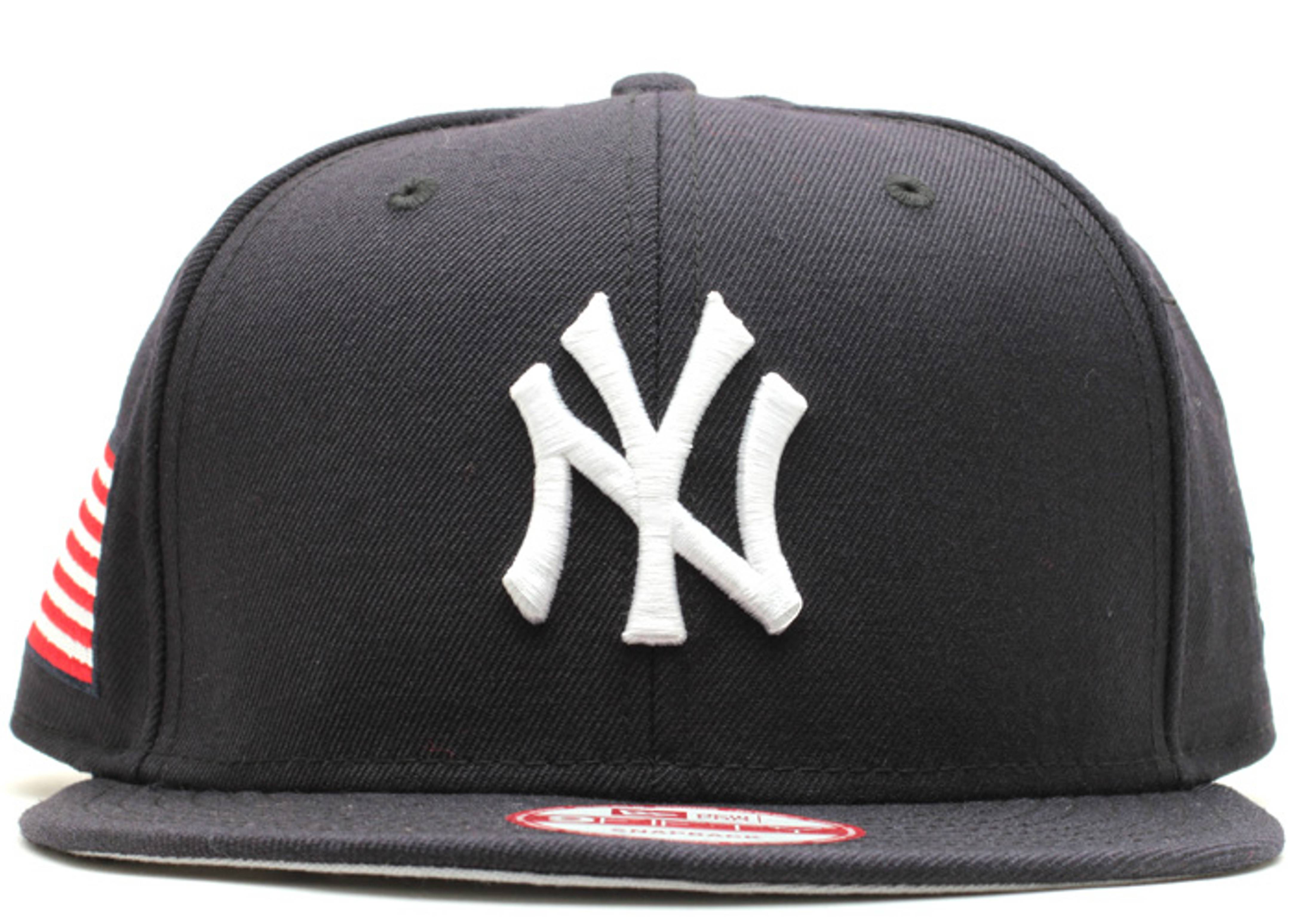 "new york yankees snap-back ""usa patch"""