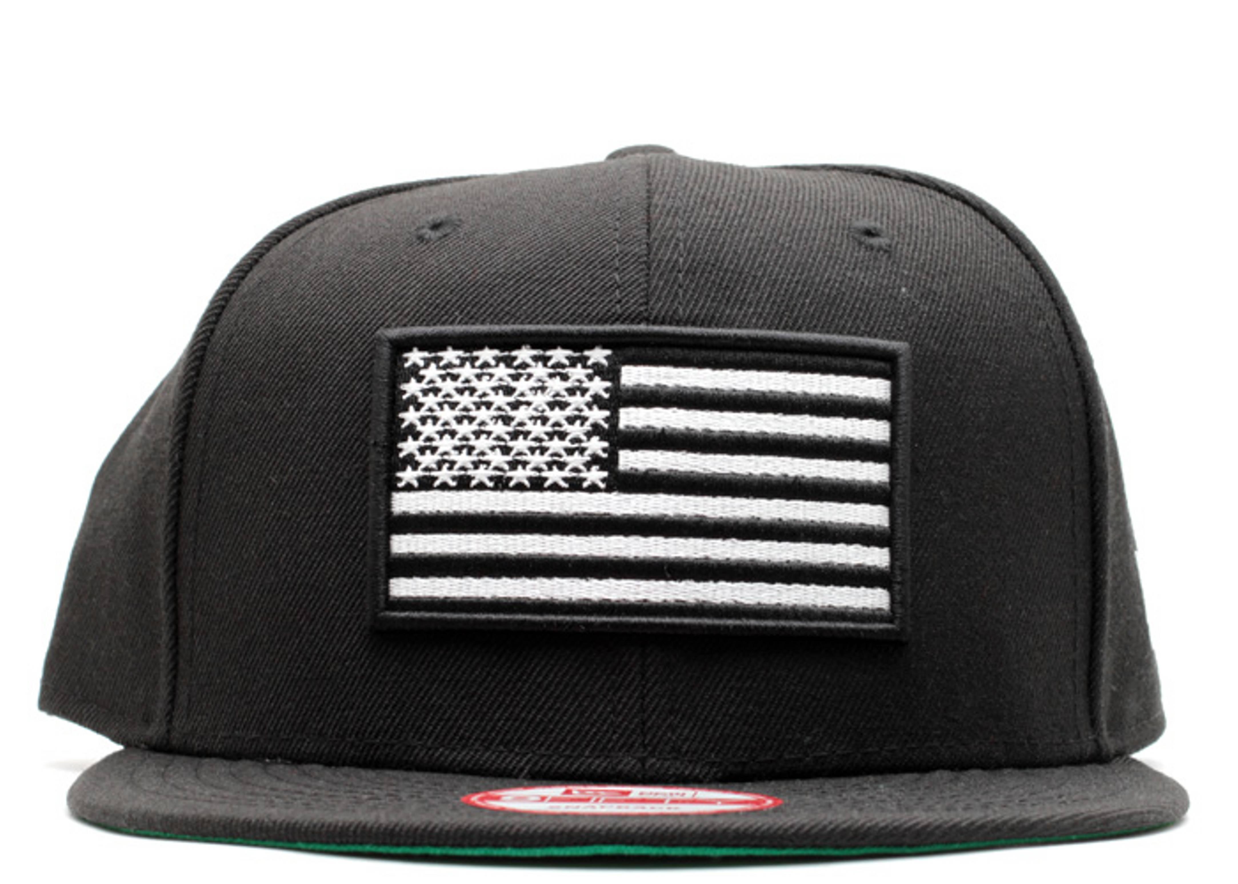 usa flag snap-back
