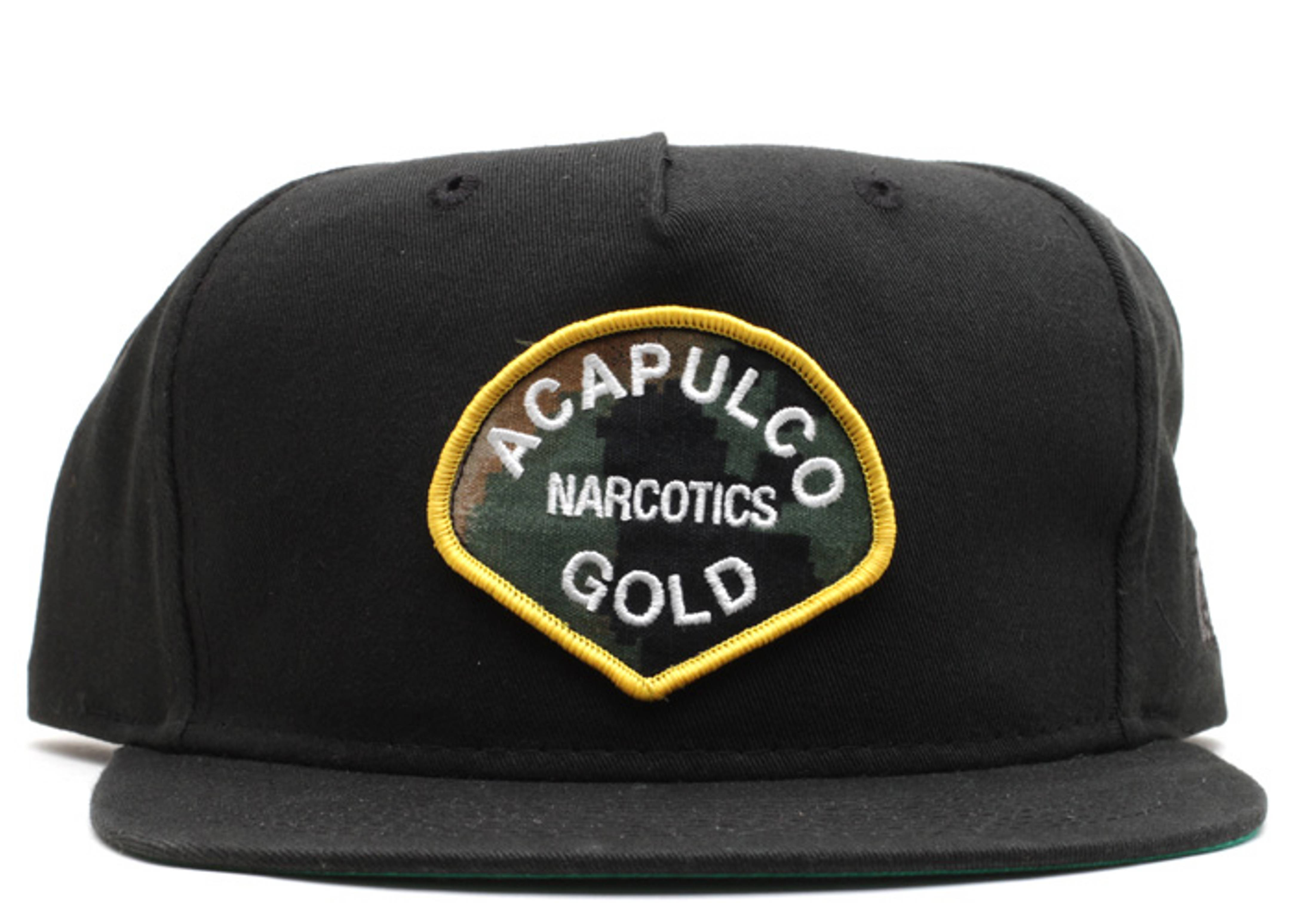 narcotics snap-back