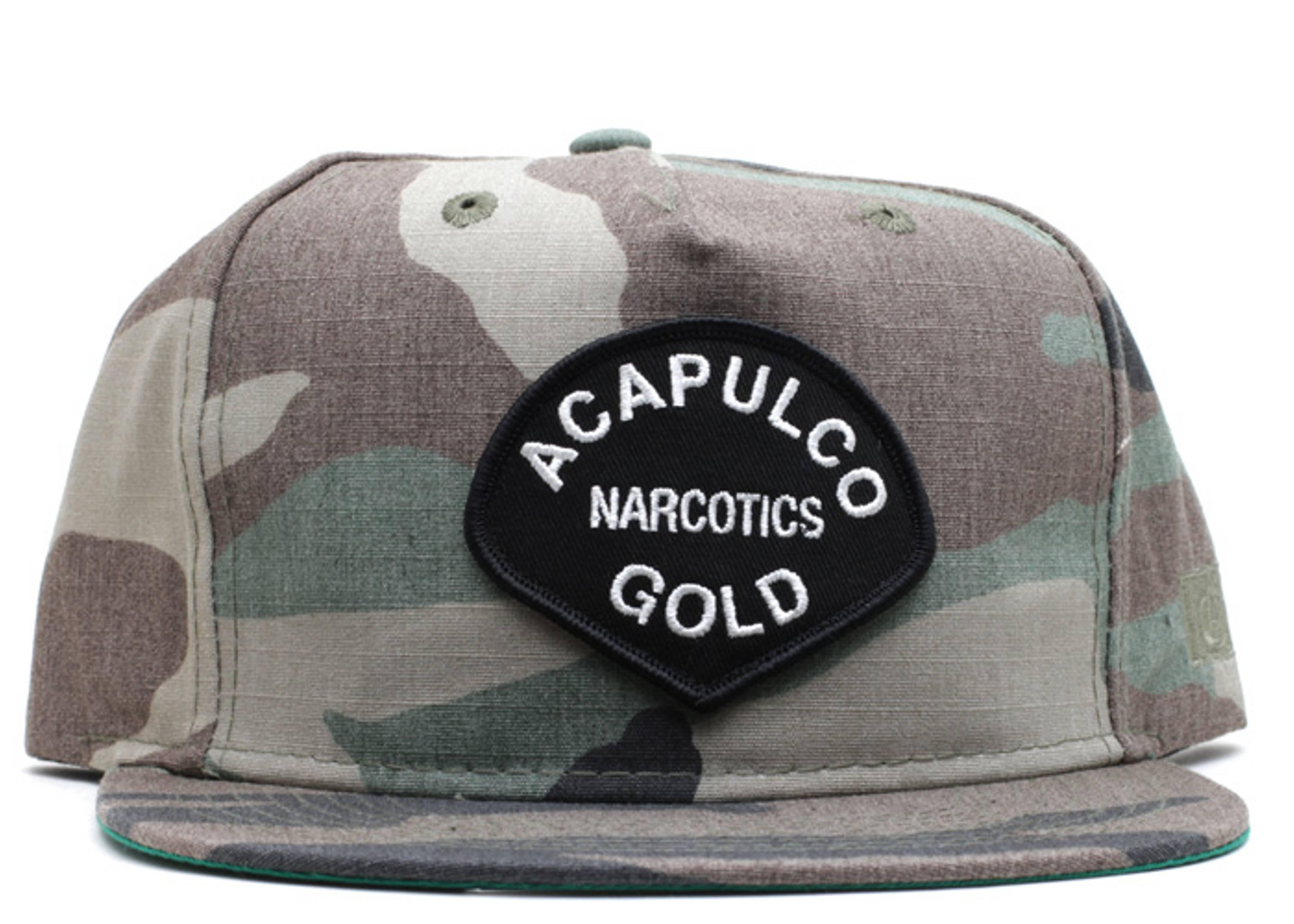 narcotics snap-back