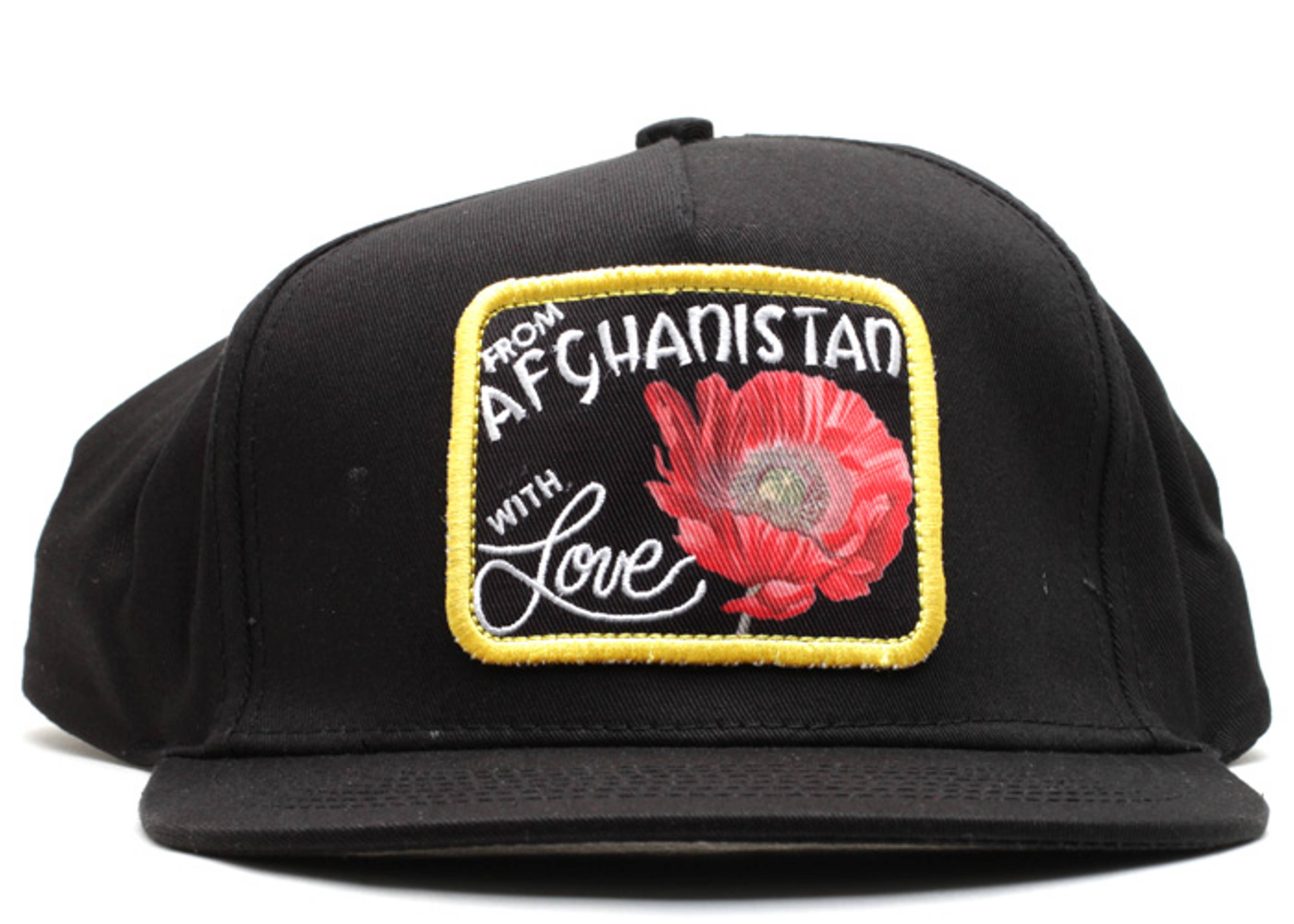 afghanistan snap-back