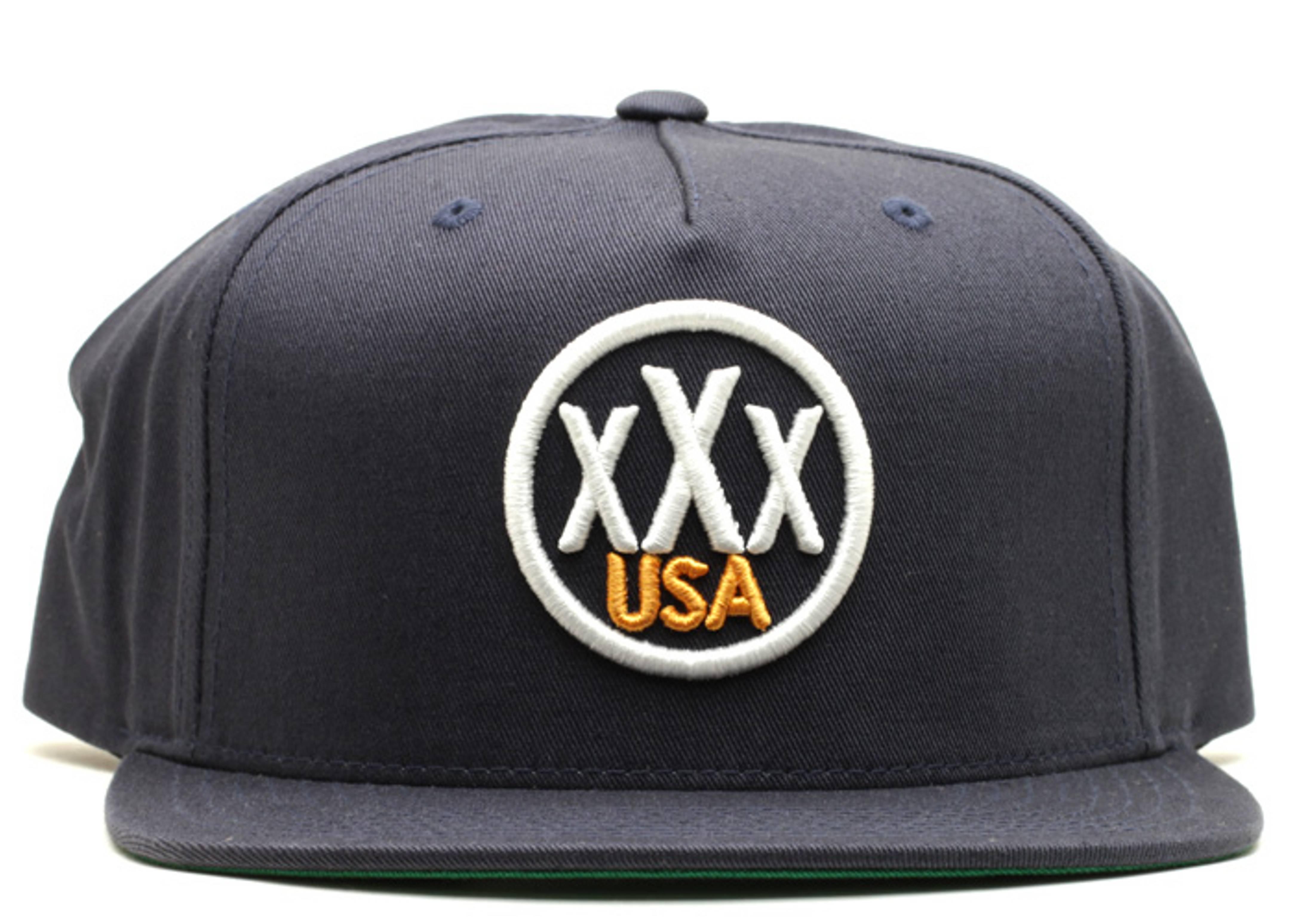 xxx usa snap-back