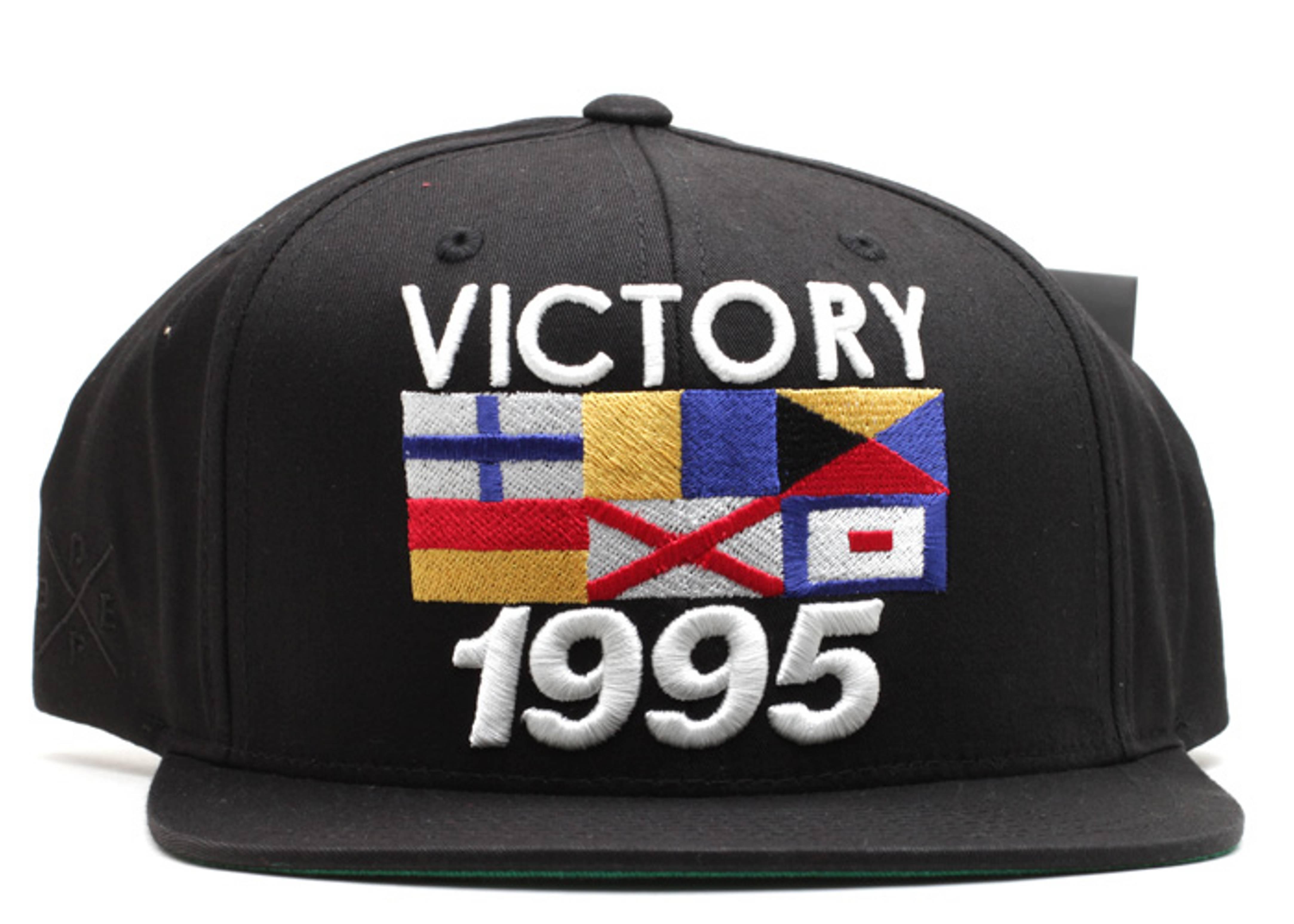 1995 victory stadium snap-back