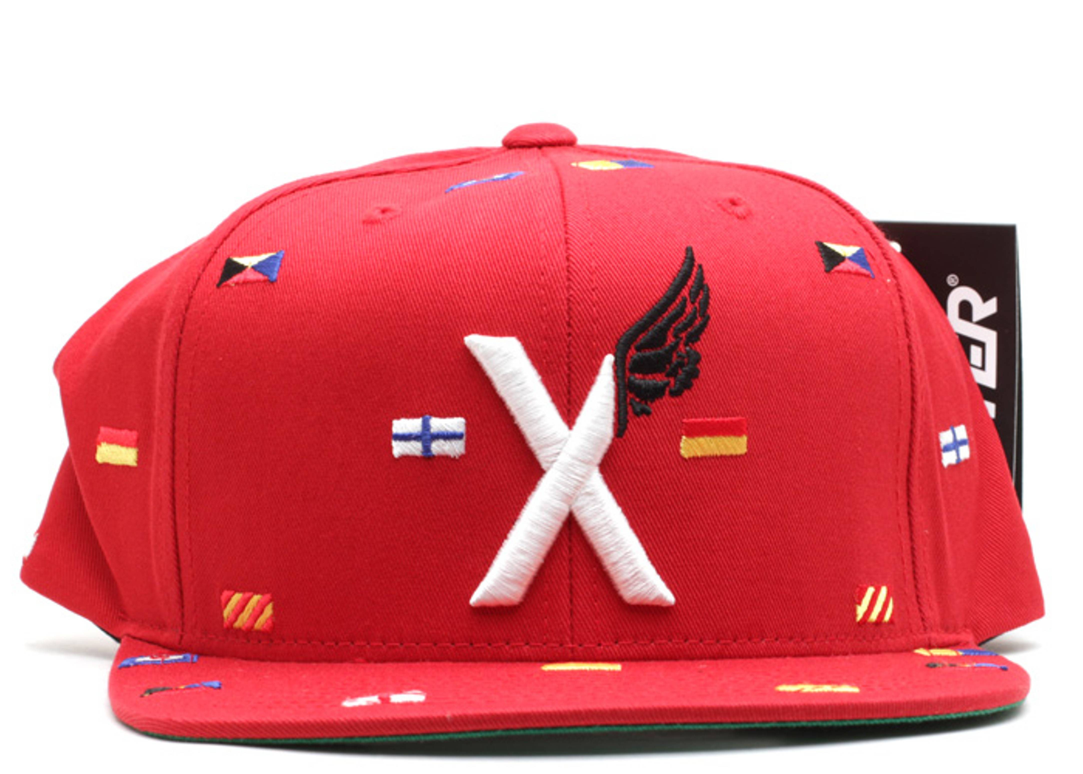 martime x wing snap-back