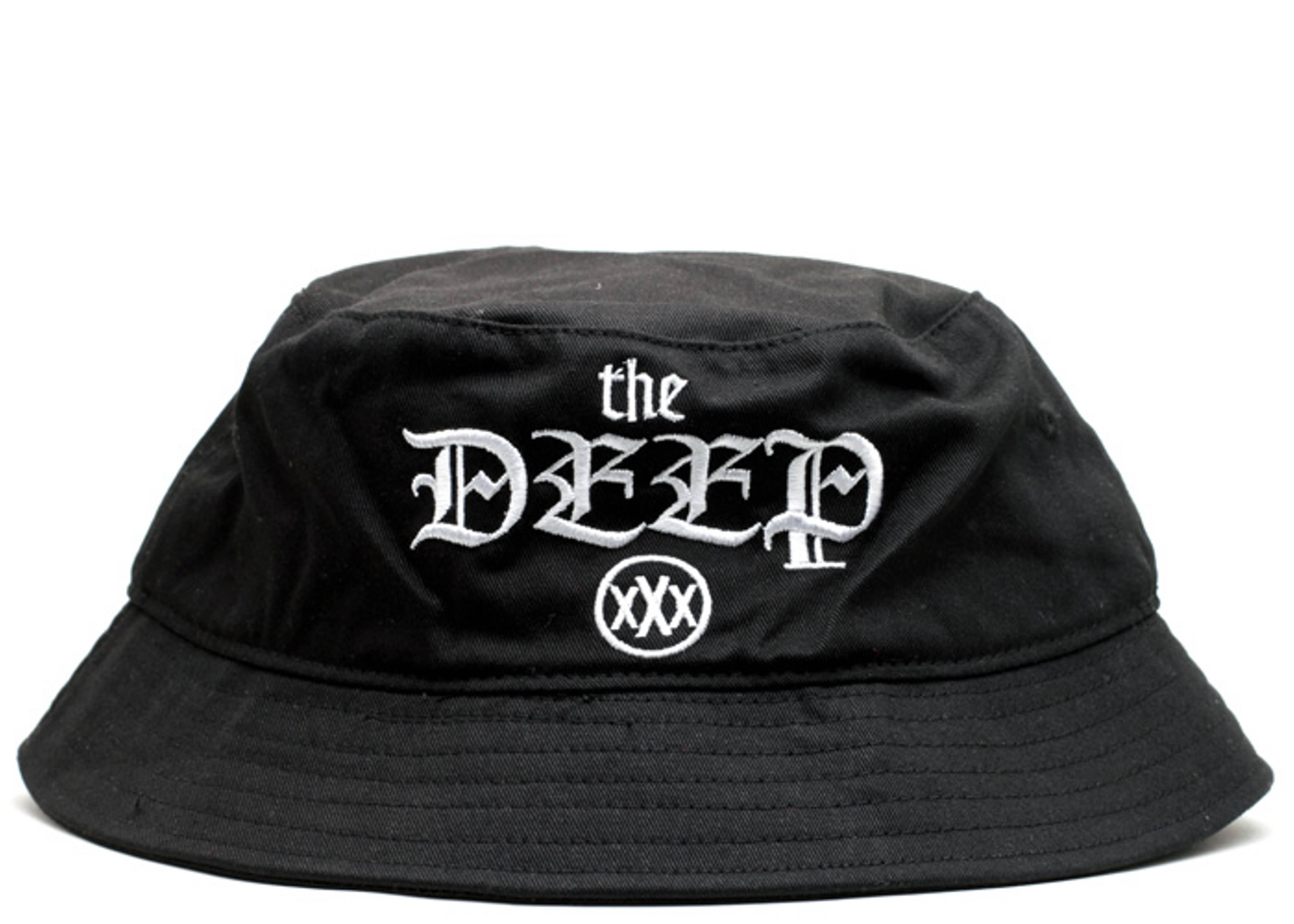 the deep bucket hat