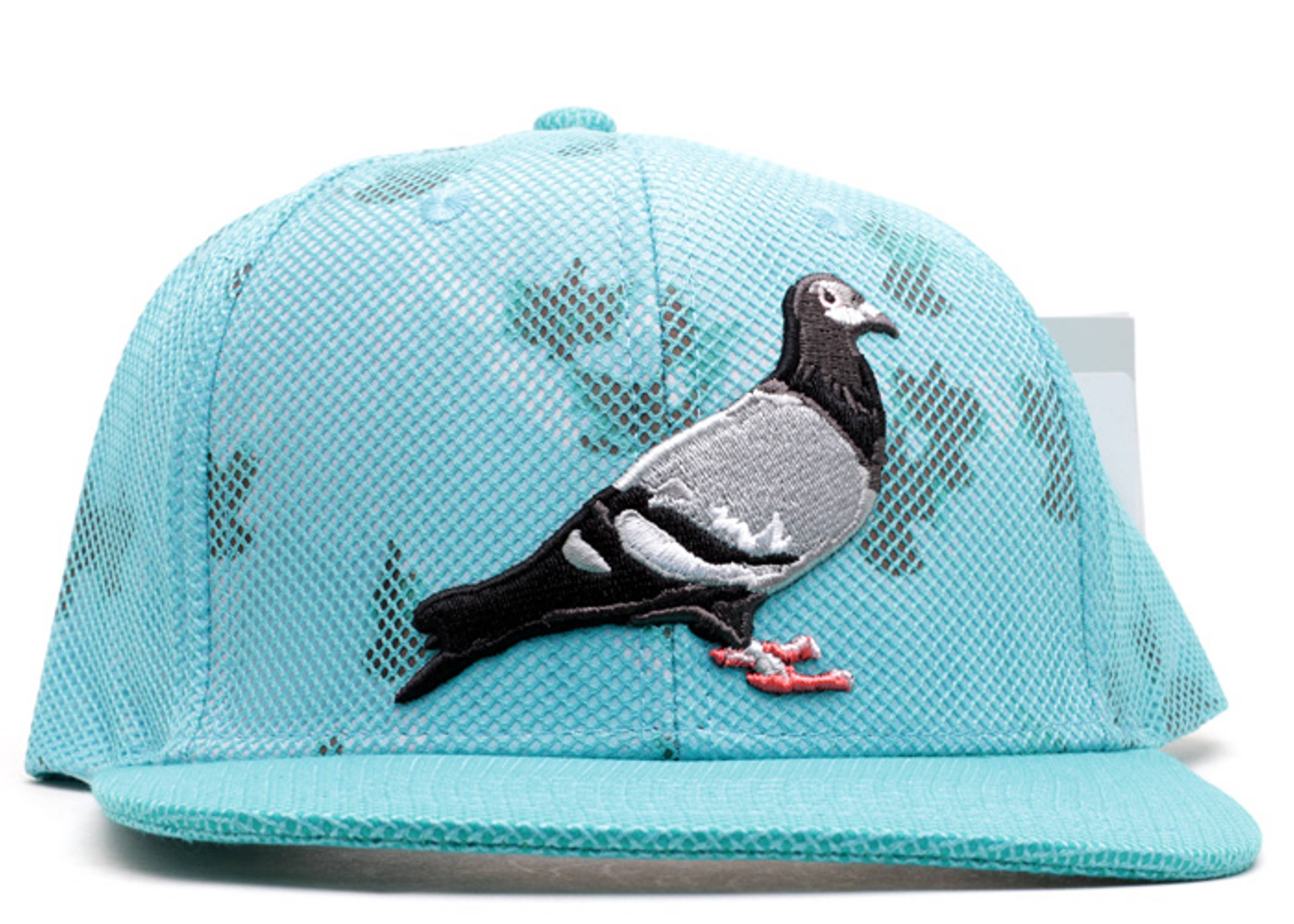 inverse pigeon snap-back
