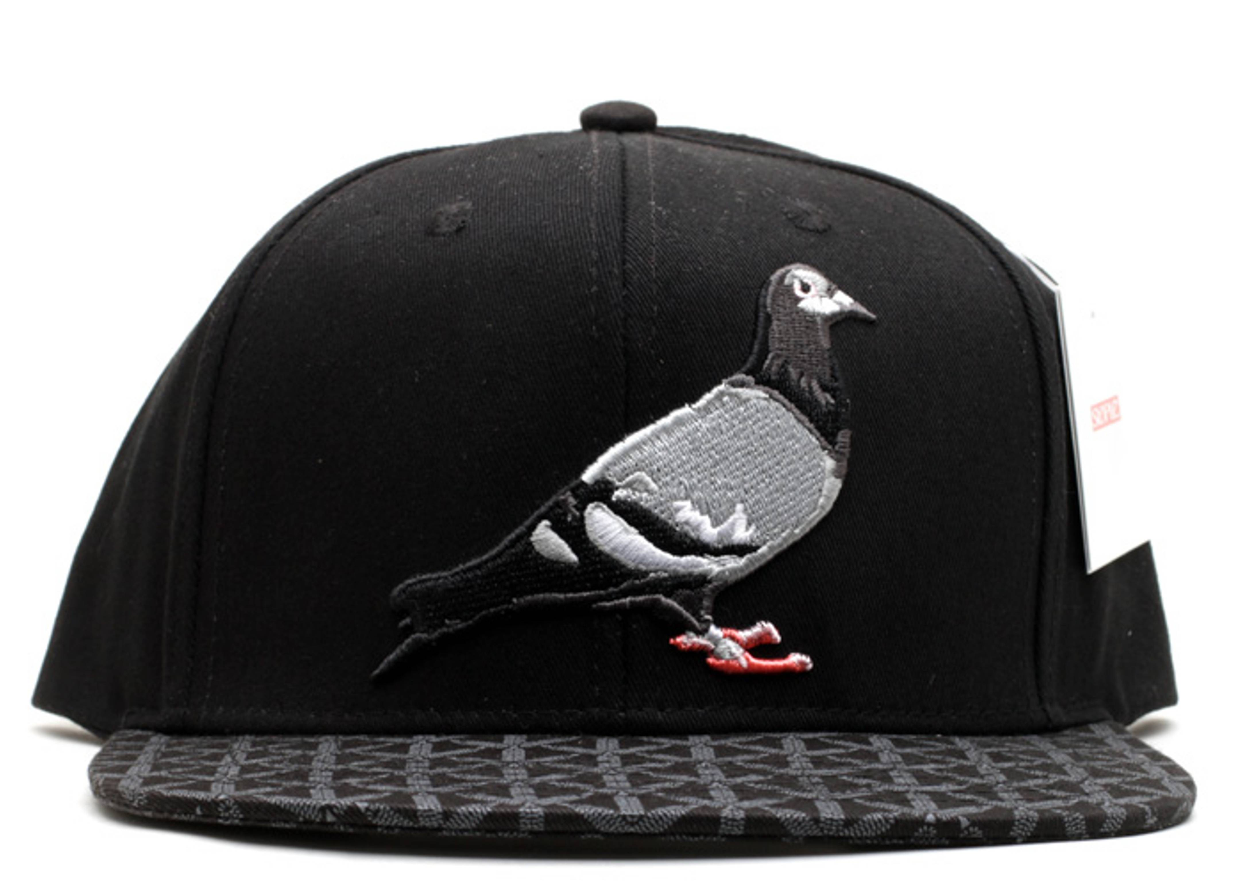 lux pigeon snap-back