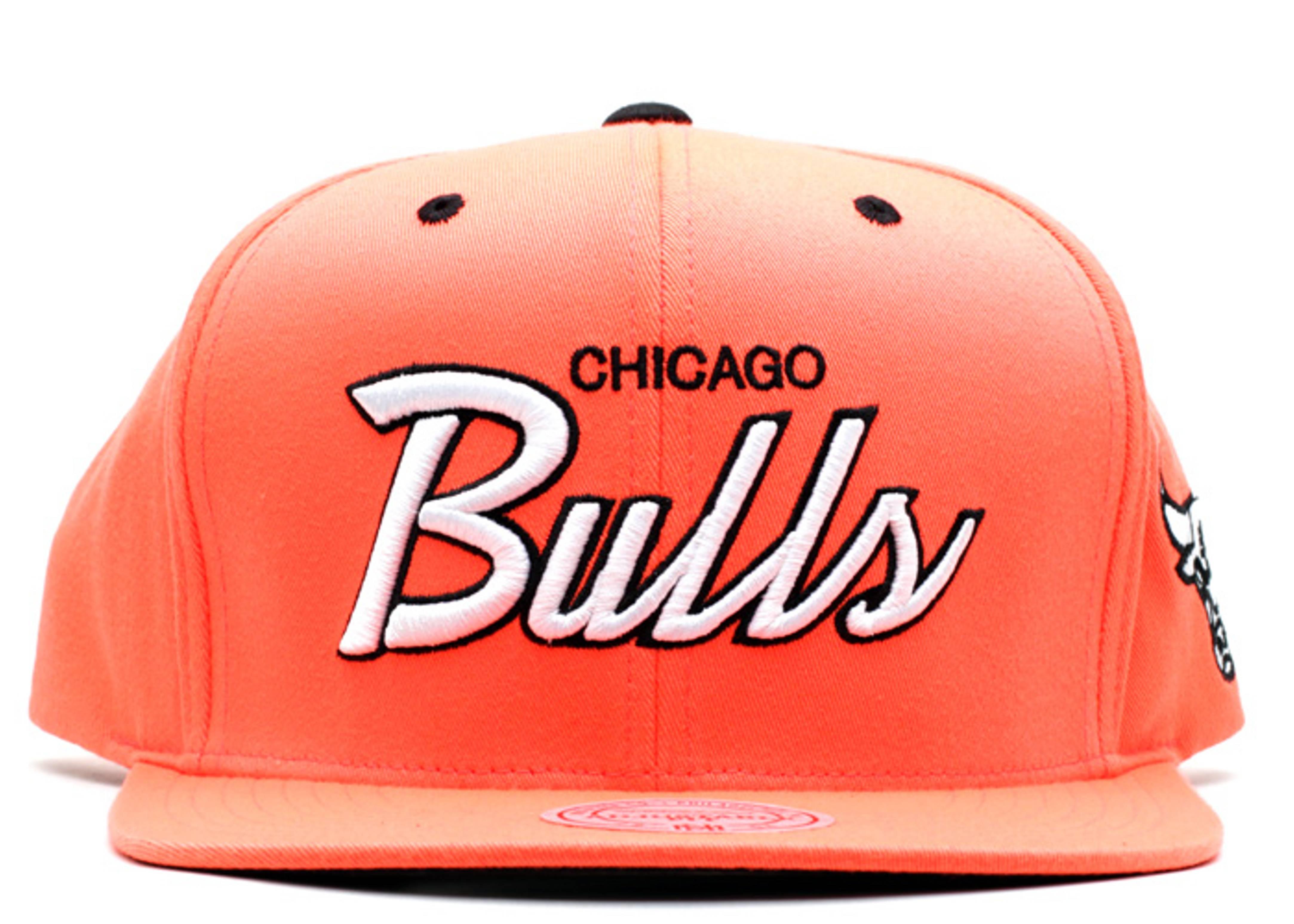 "chicago bulls snap-back ""infrared"""