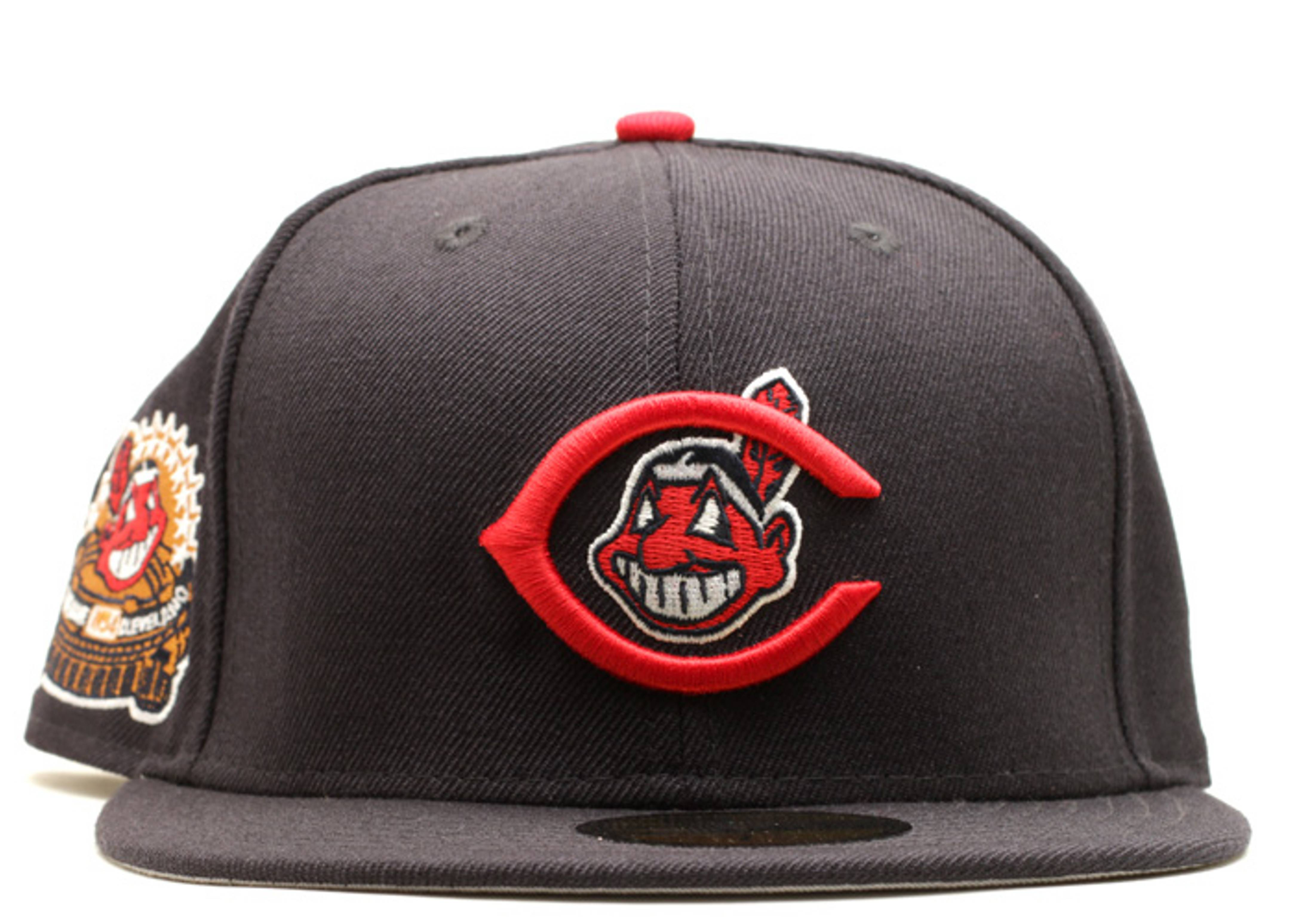 """cleveland indians fitted """"1954 all-star game"""""""