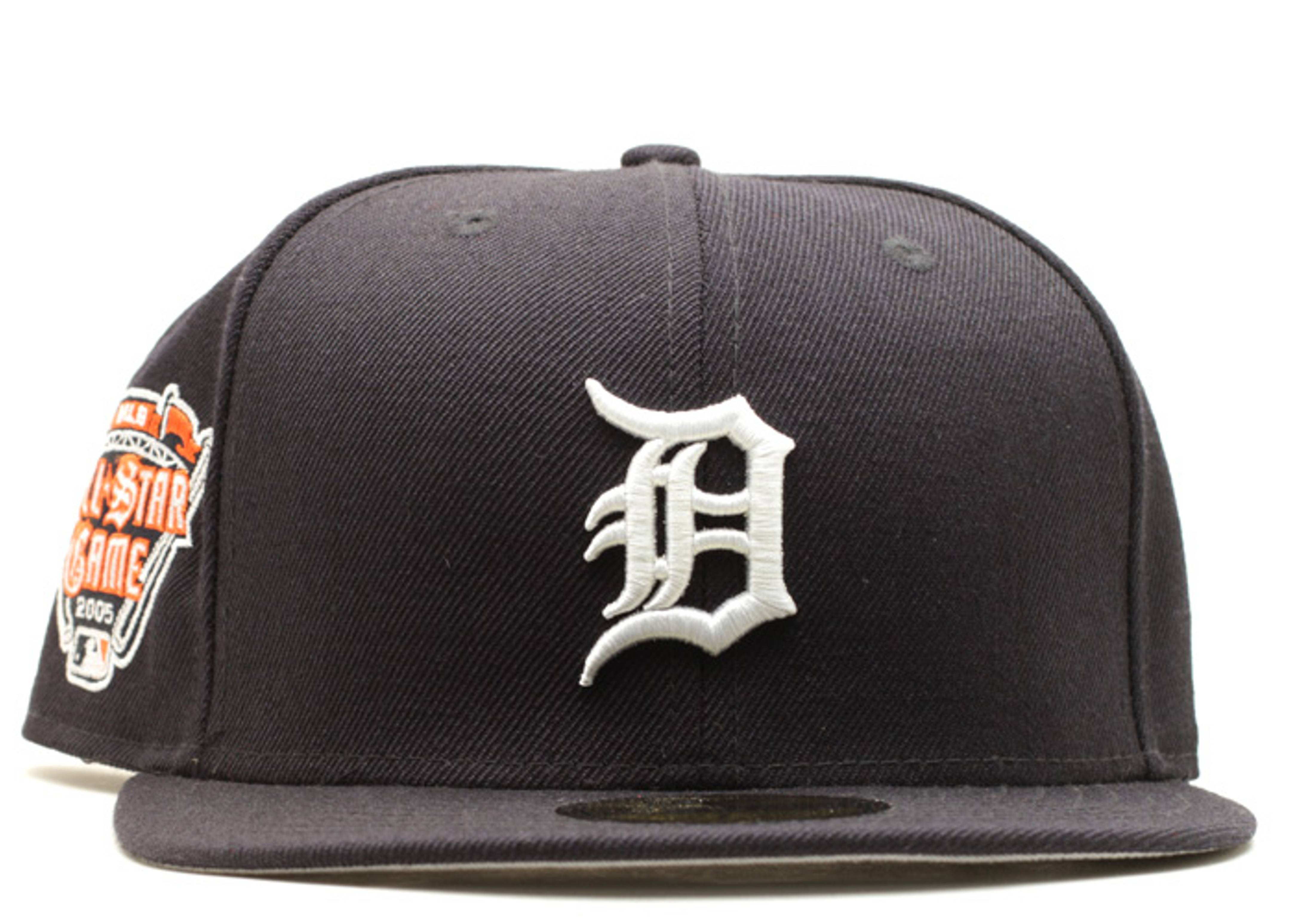 "detroit tigers fitted ""2005 all-star game"""