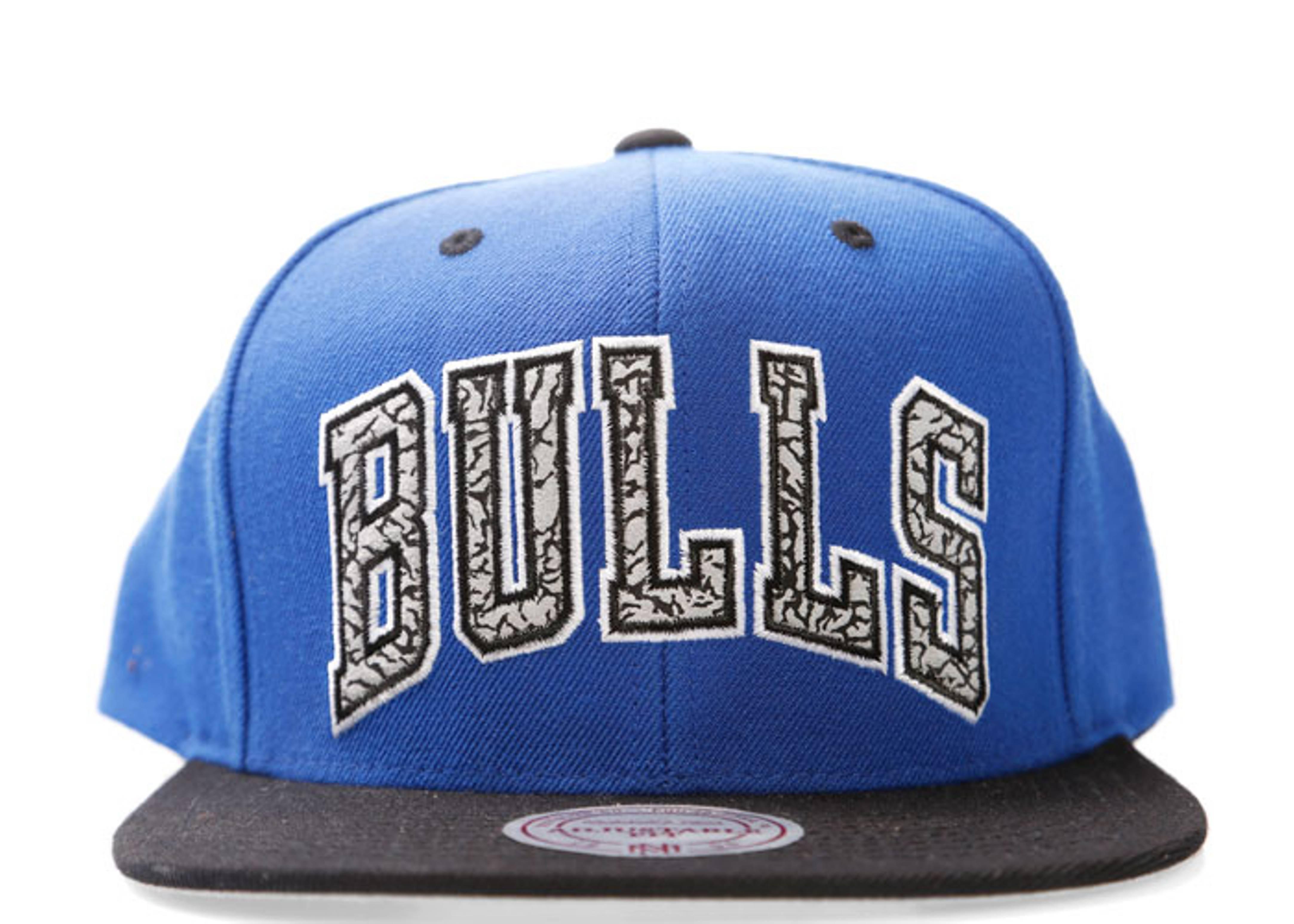 "chicago bulls snap-back ""sport blue"""