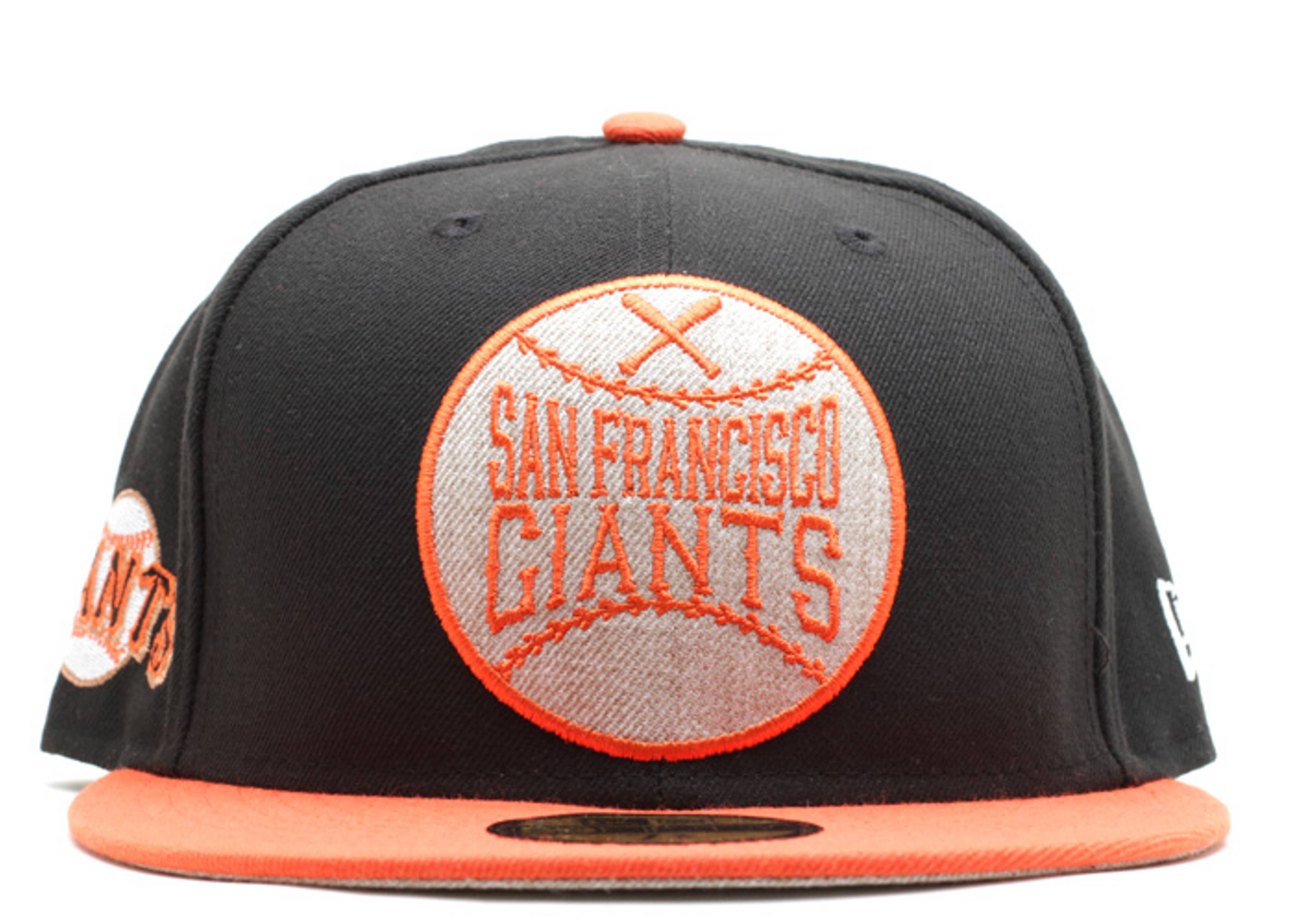 "san francisco giants fitted ""oats up"""