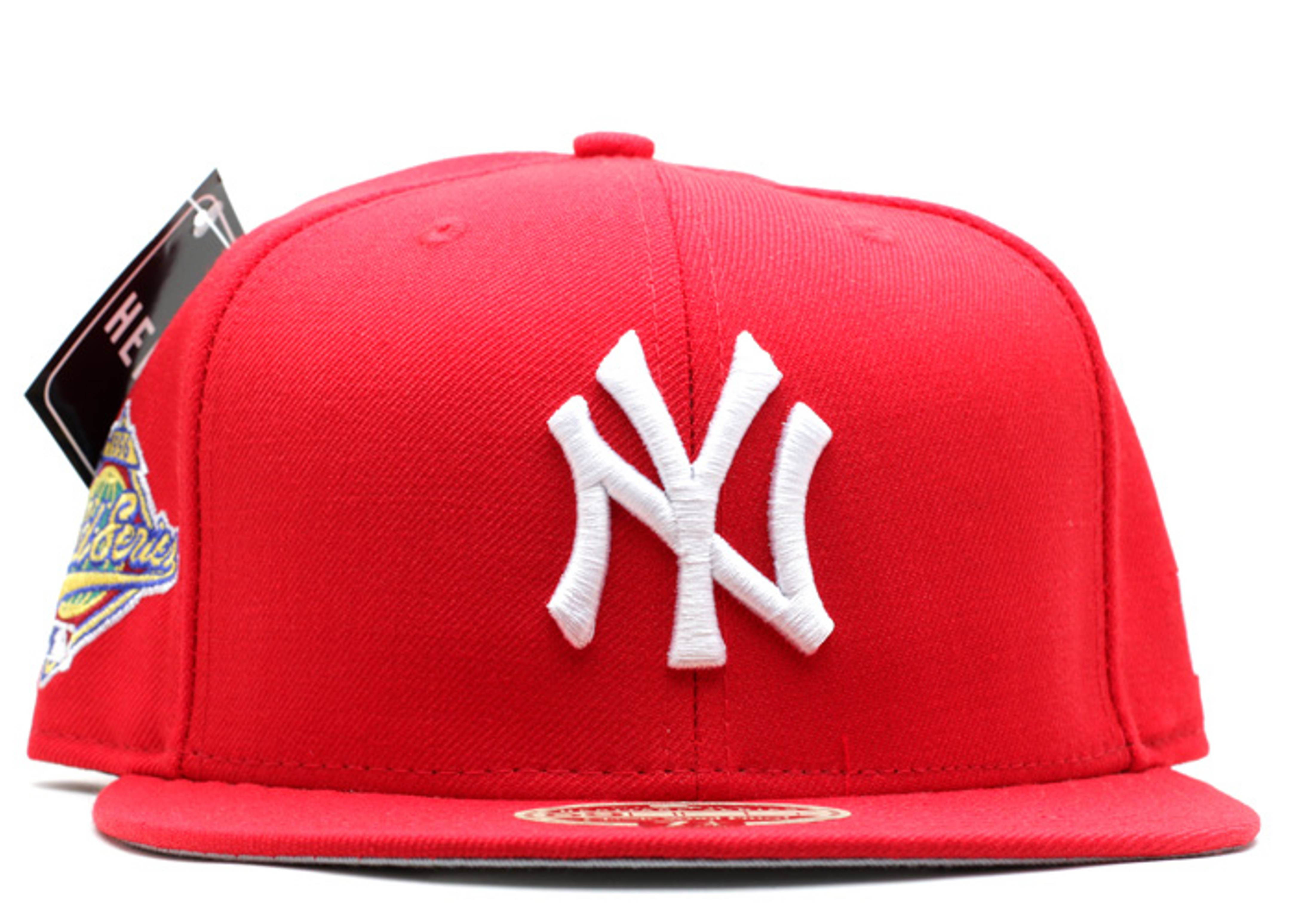 """new york yankees fitted """"spike lee """"1996 world series"""""""""""