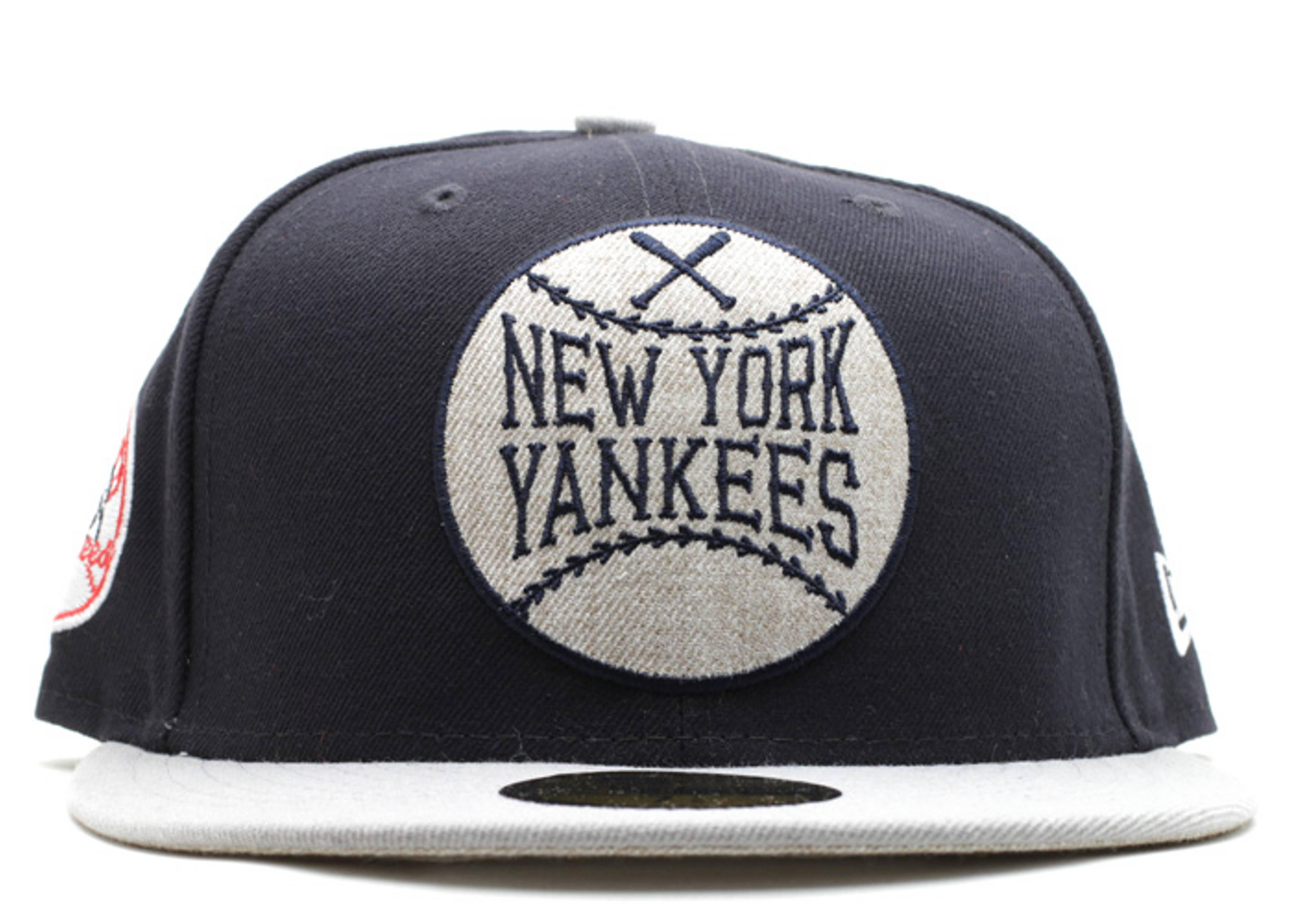 """new york yankees fitted """"oats up"""""""