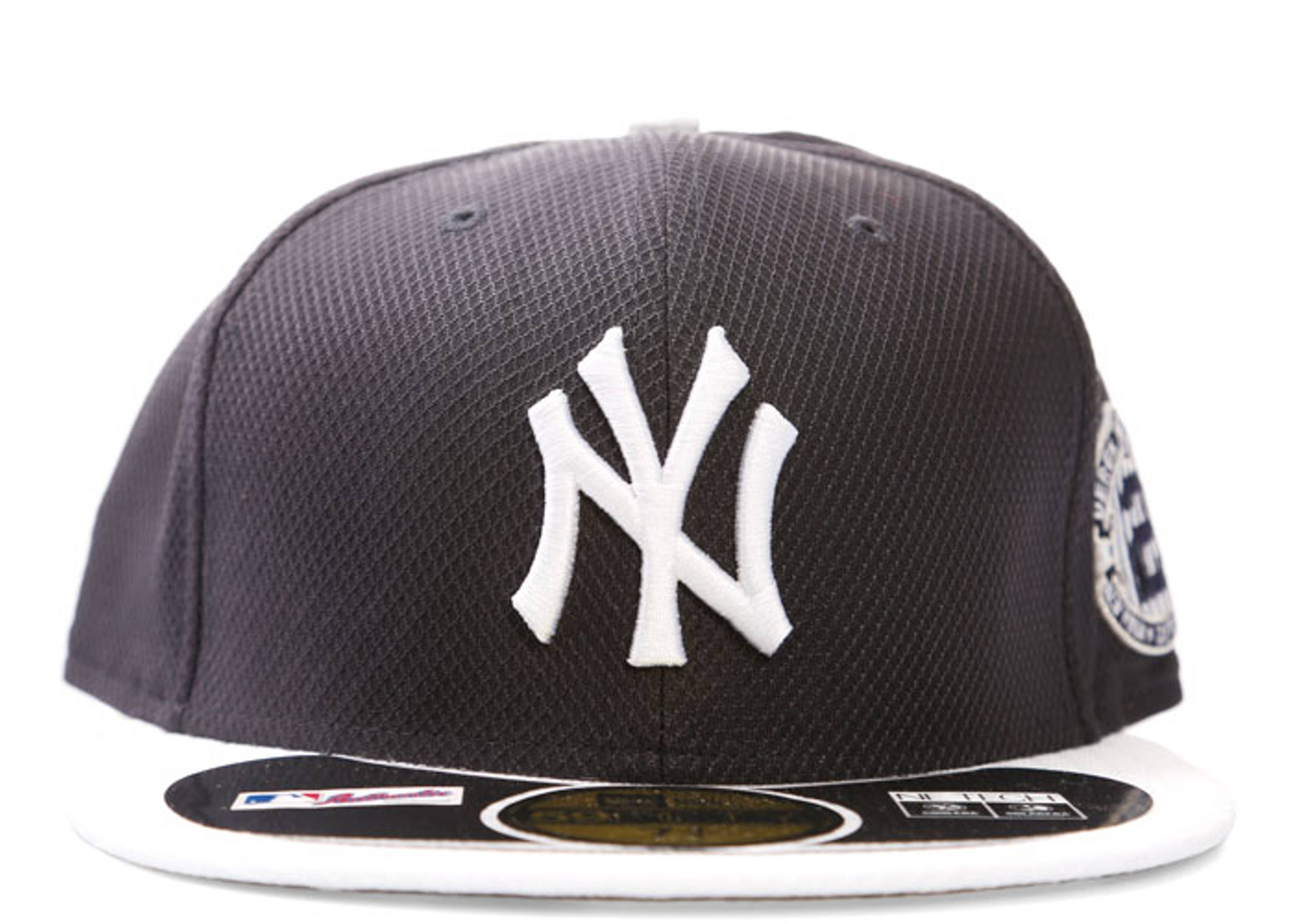 "new york yankees fitted ""jeter retirement"""