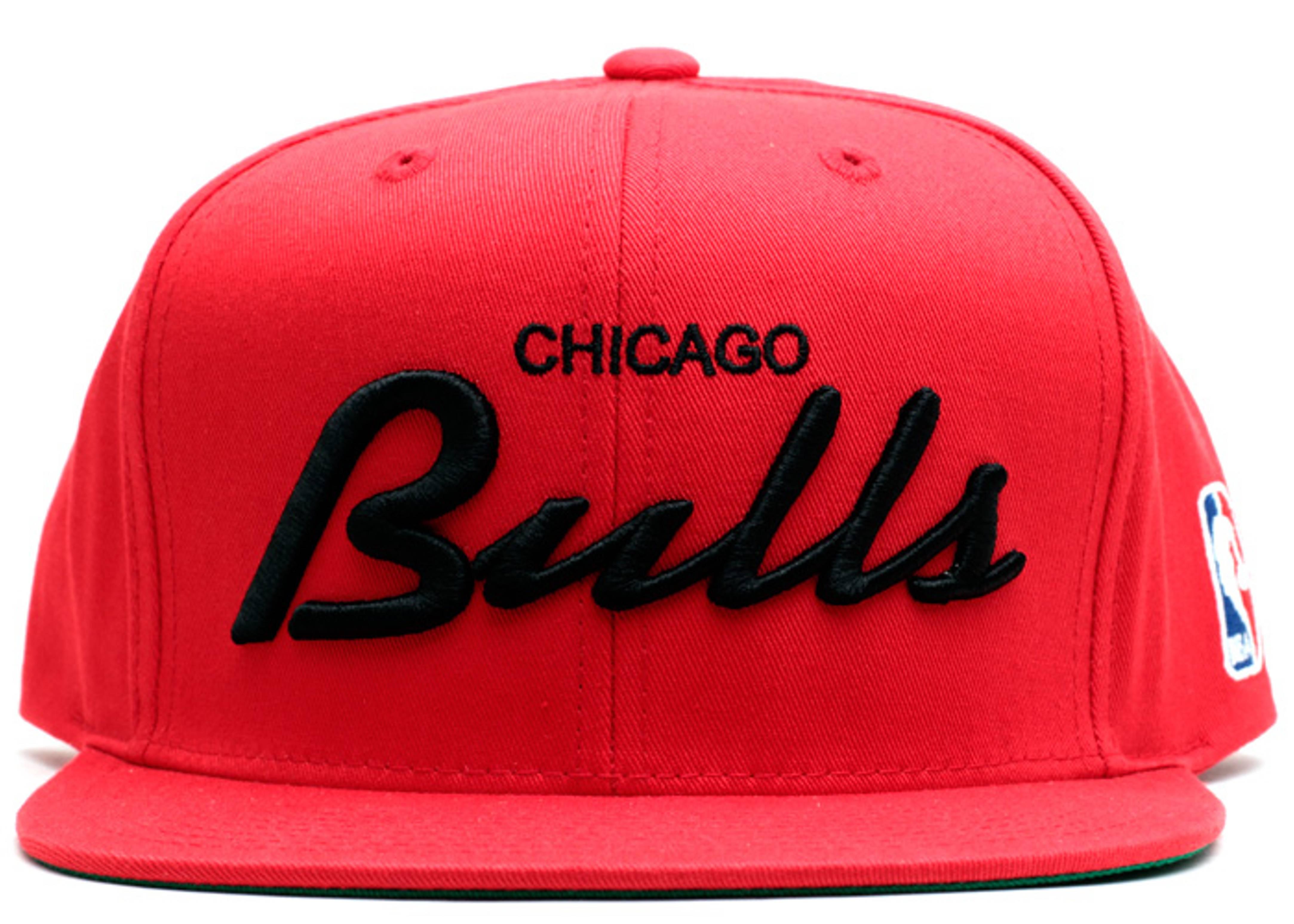 "chicago bulls snap-back ""25th anniversary"""