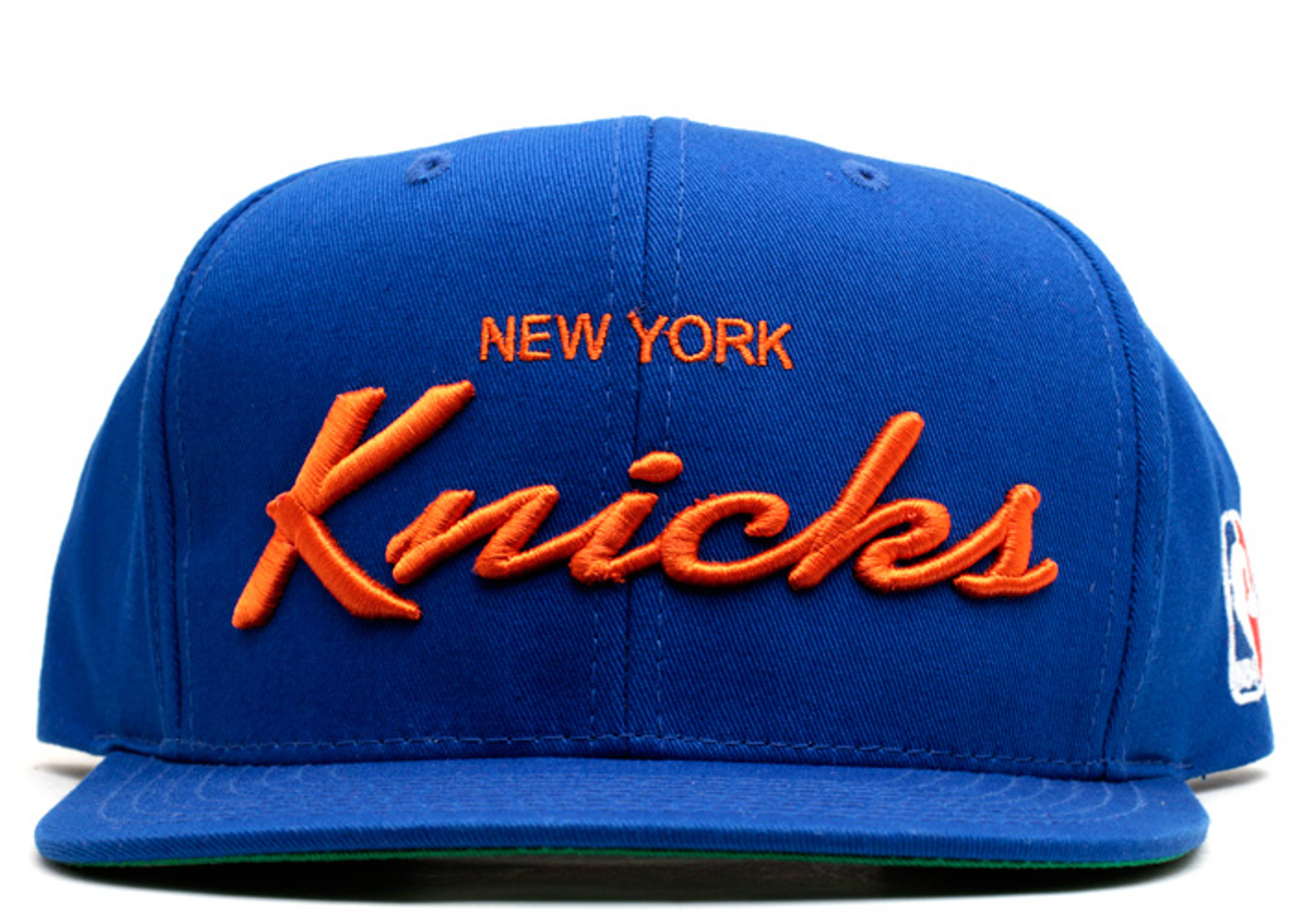 "new york knicks snap-back ""25th anniversary"""