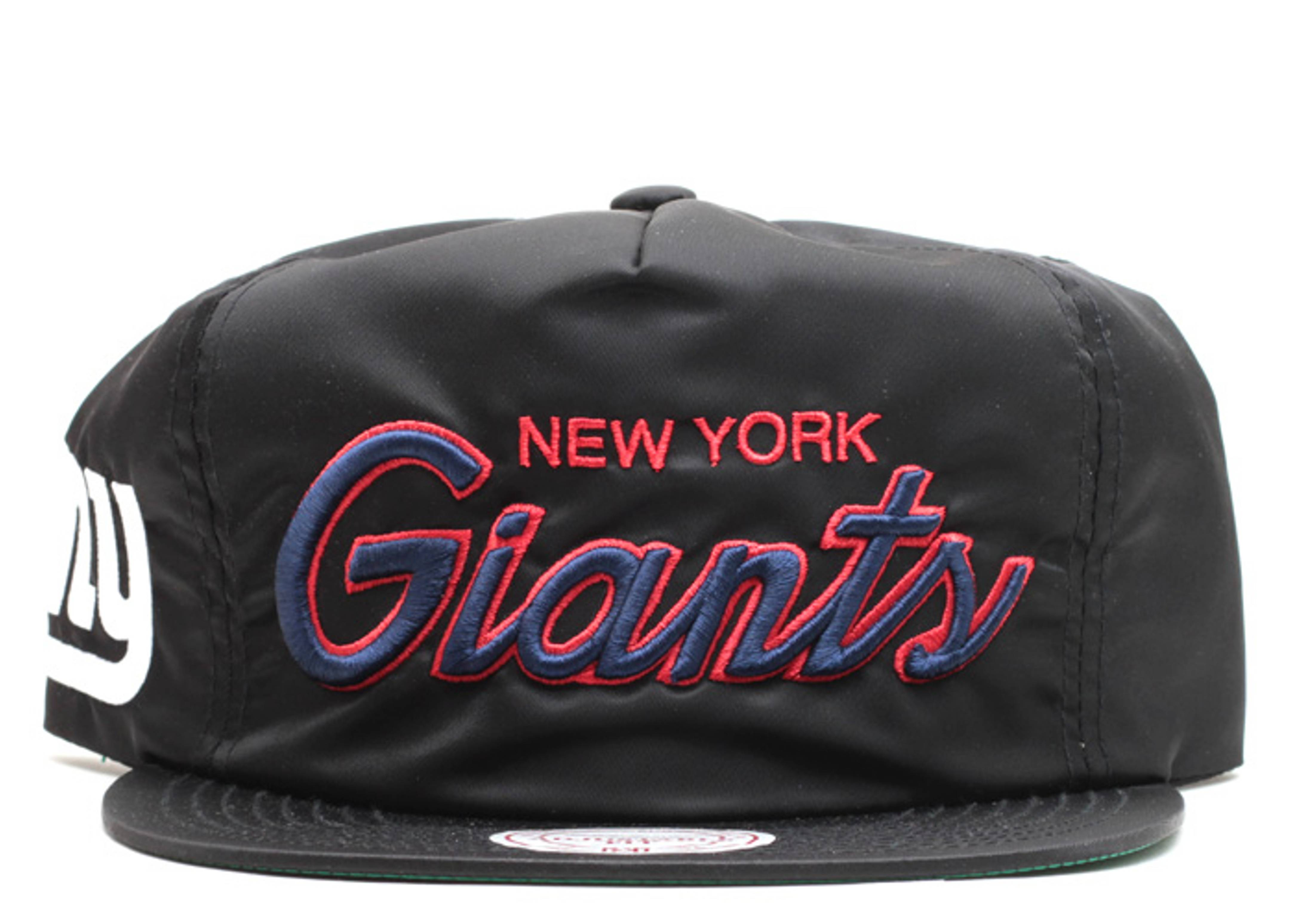 the latest 25ccd 37d73 New York Giants Zip-back
