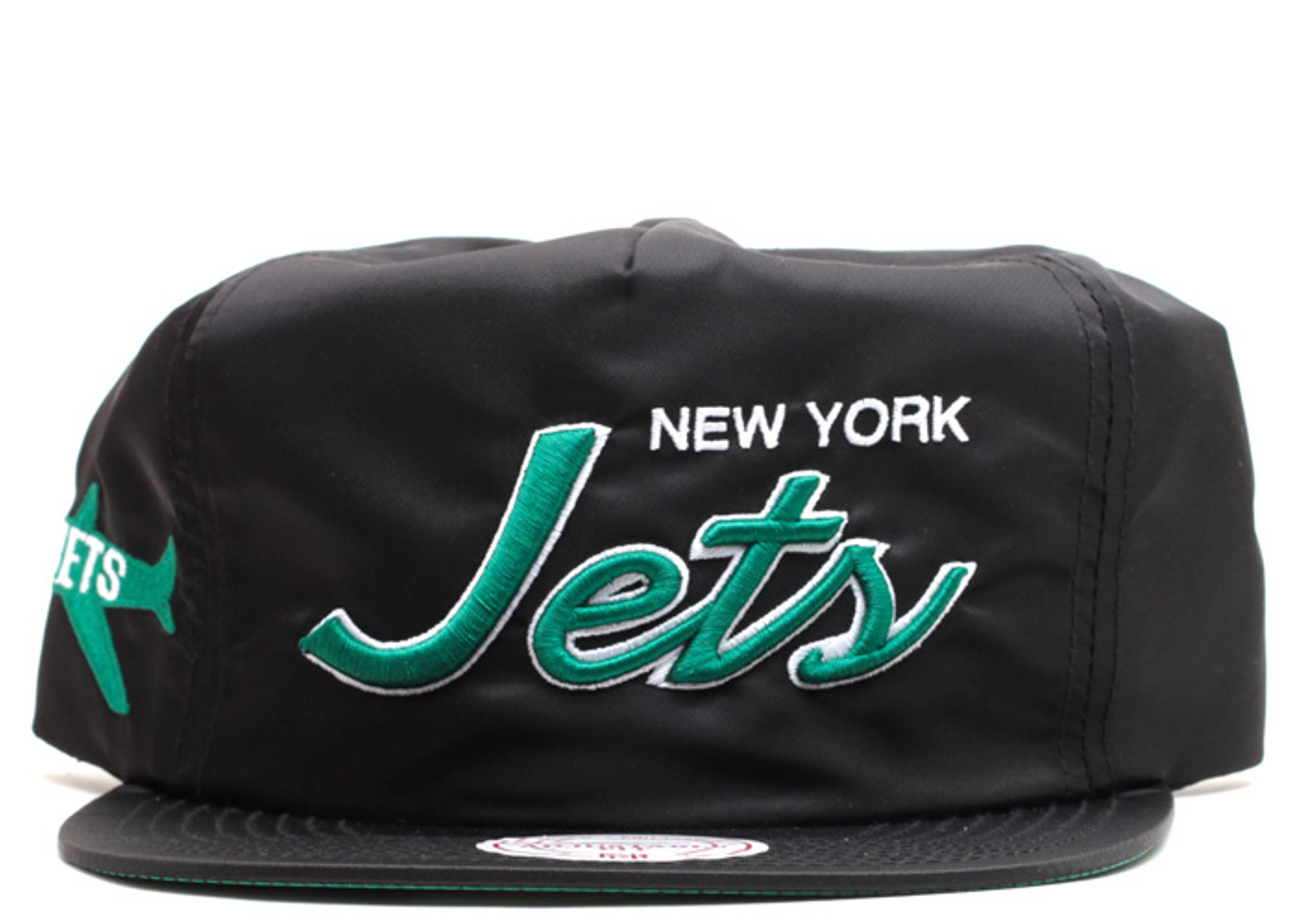 "new york jets zip-back ""nylon"""