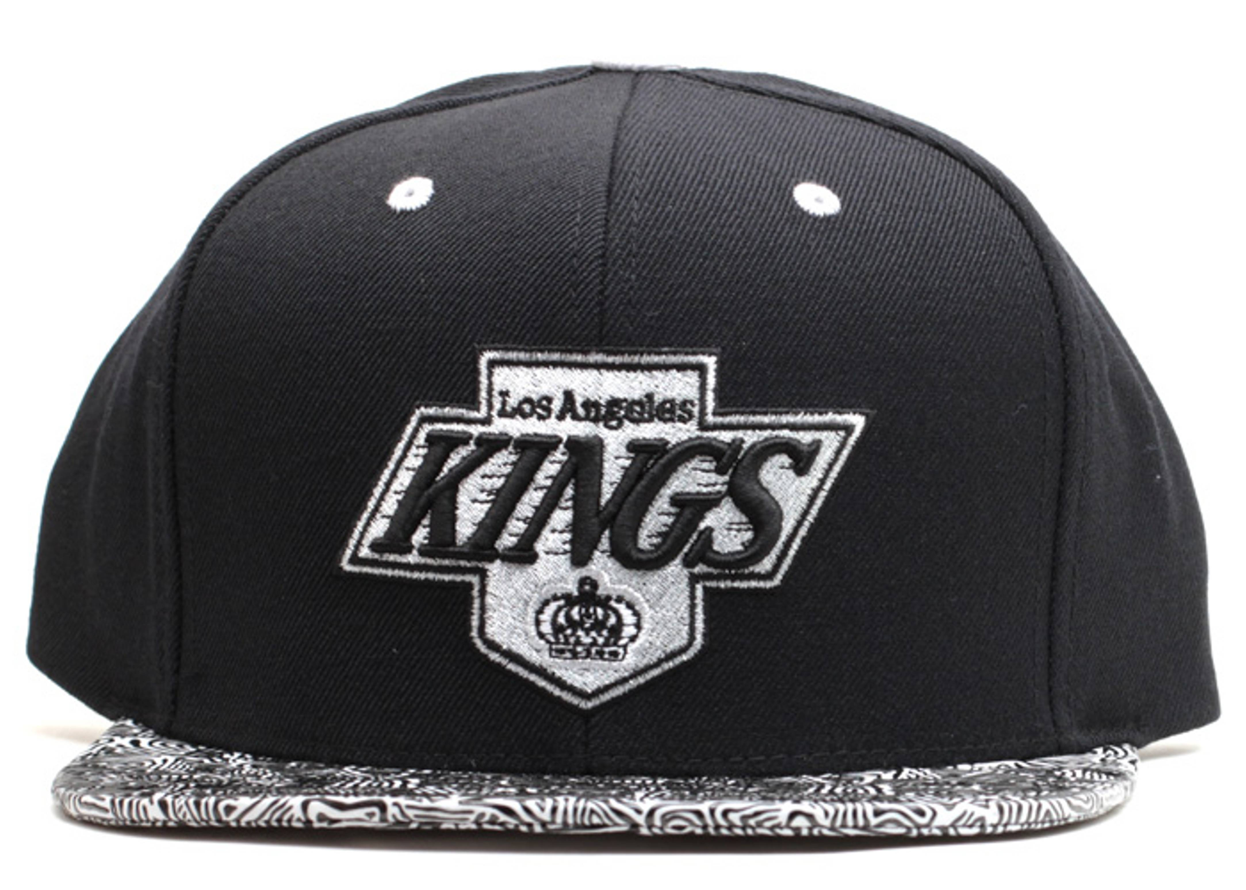 """los angeles kings snap-back """"court vision"""""""