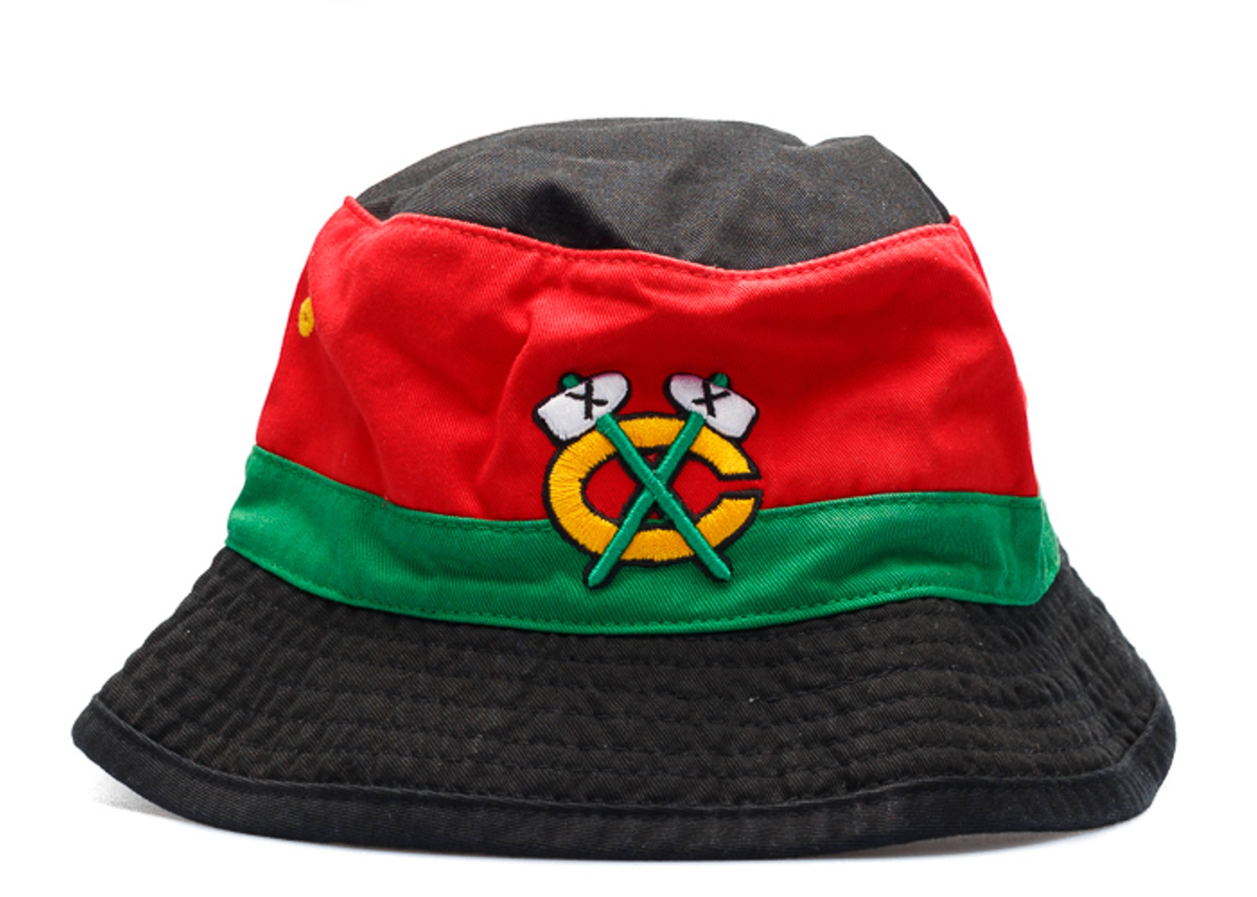 chicago blackhawks bucket hat