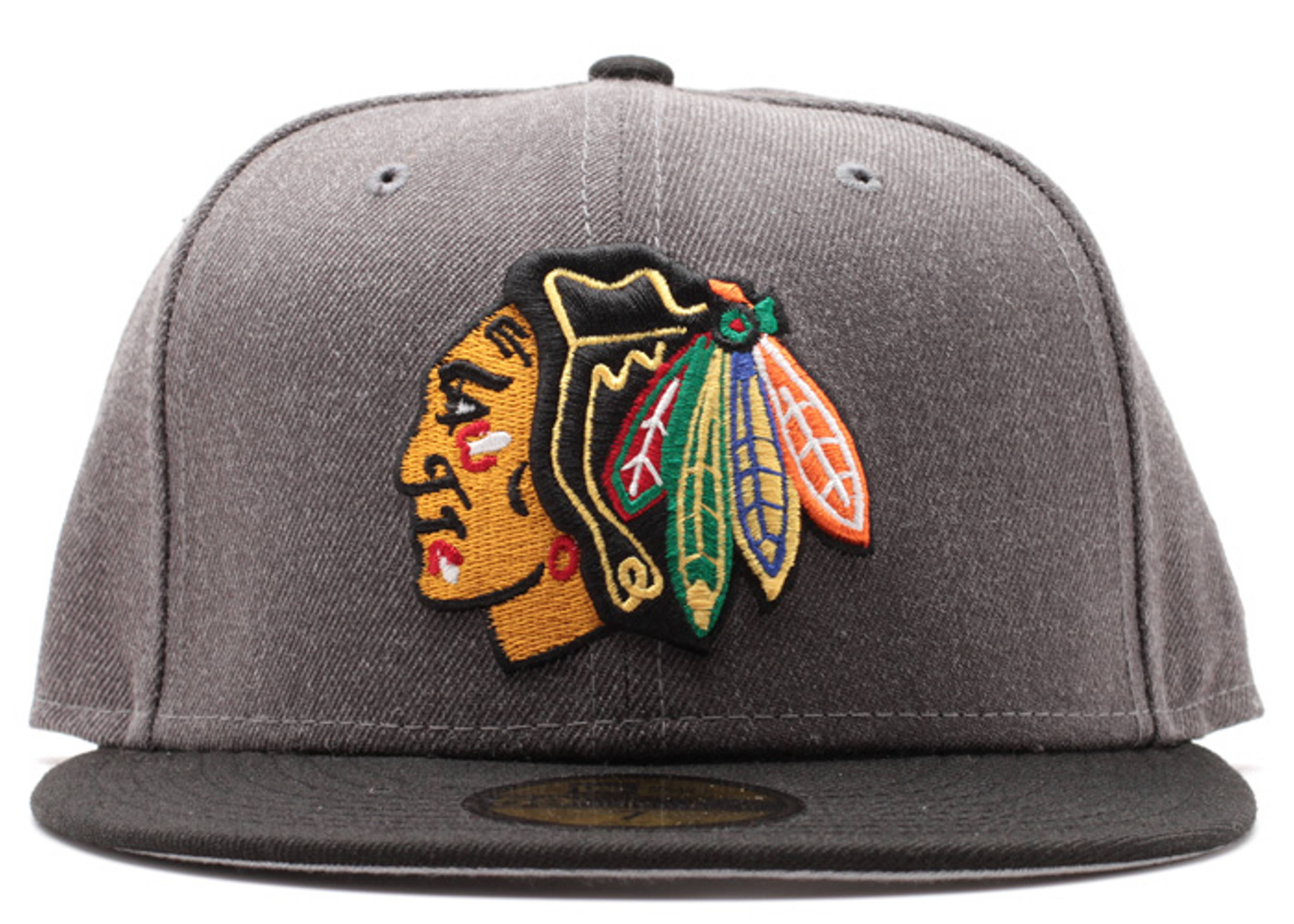 chicago blackhawks fitted