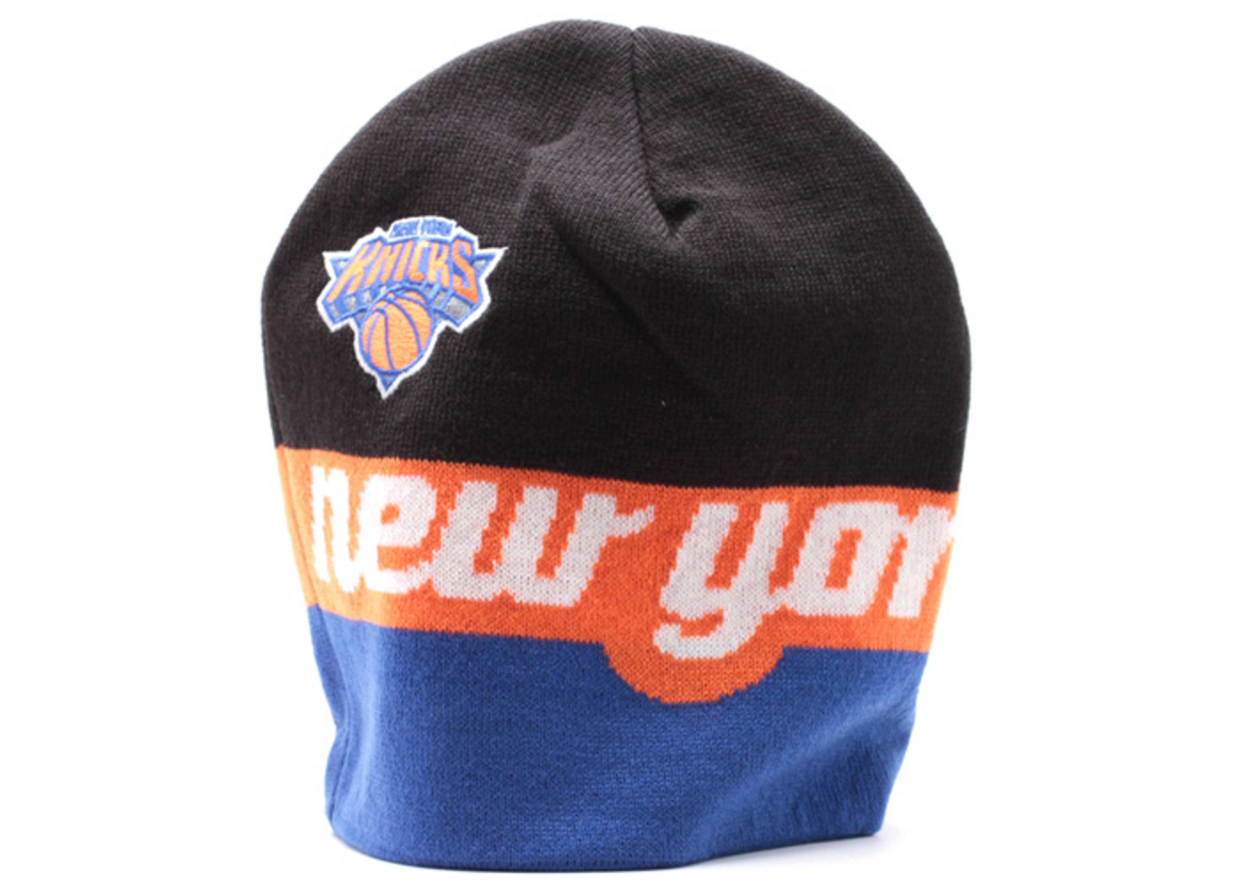 new york knicks beanie