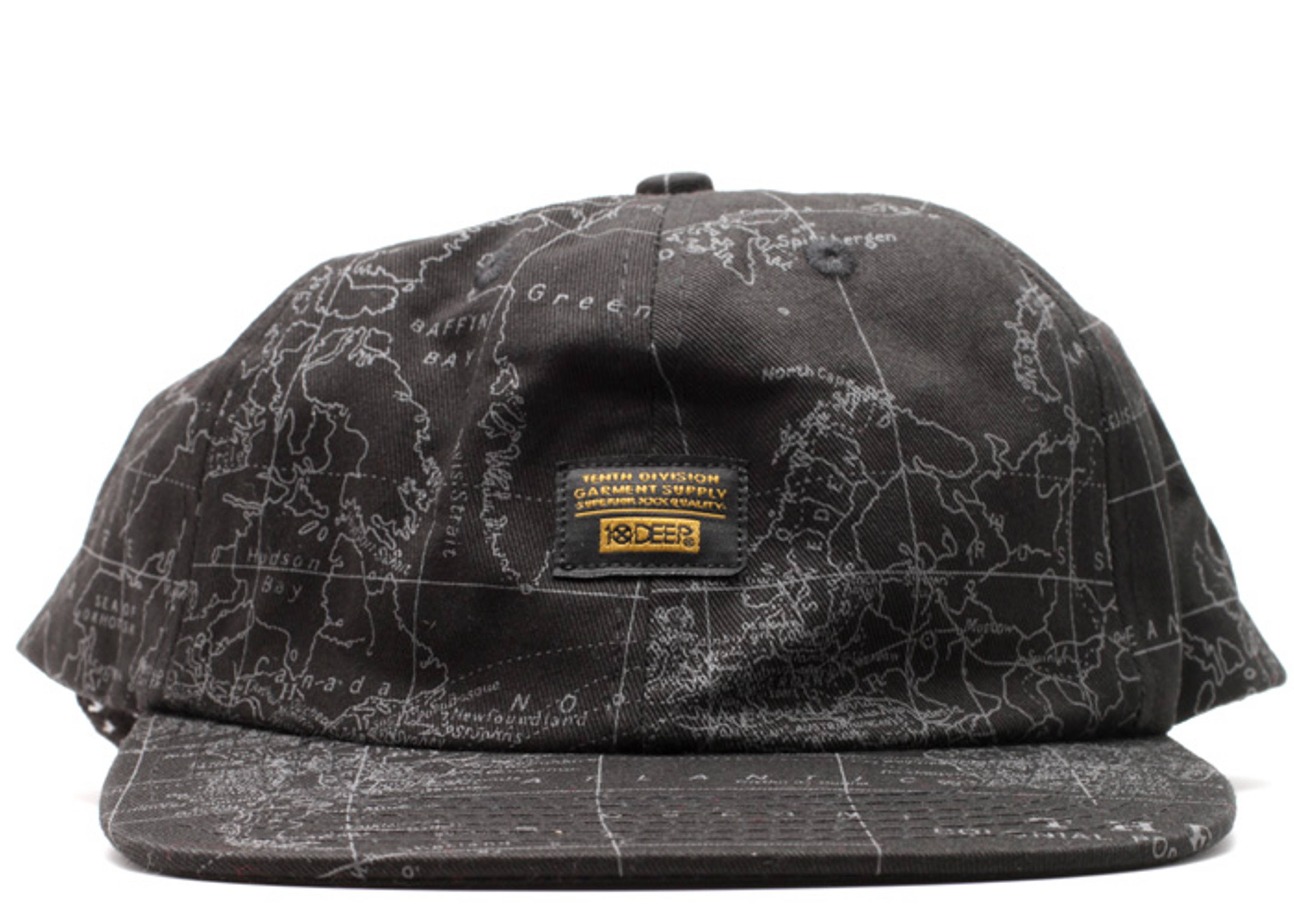 local native 6 panel snap-back