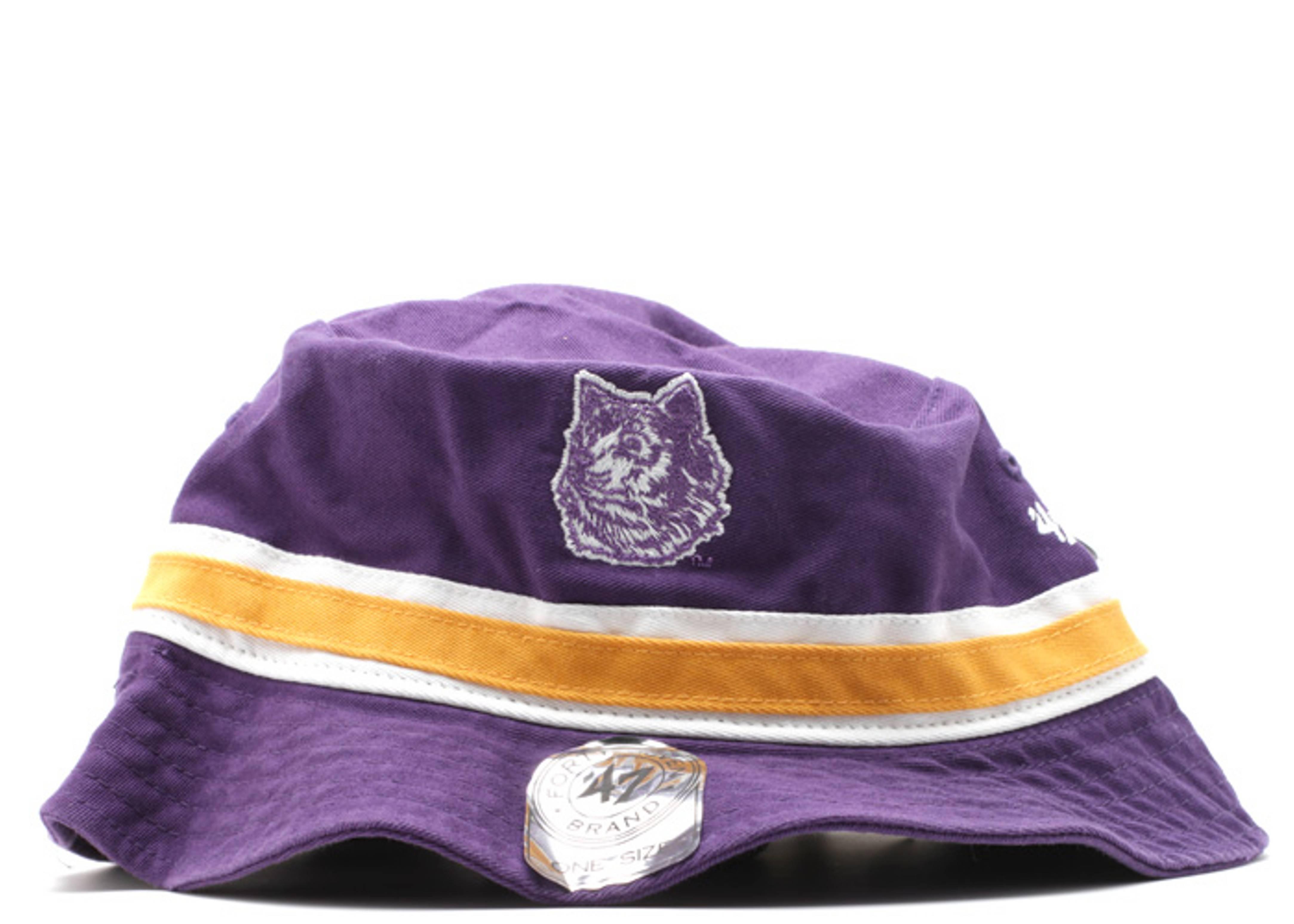 washington huskies bucket hat
