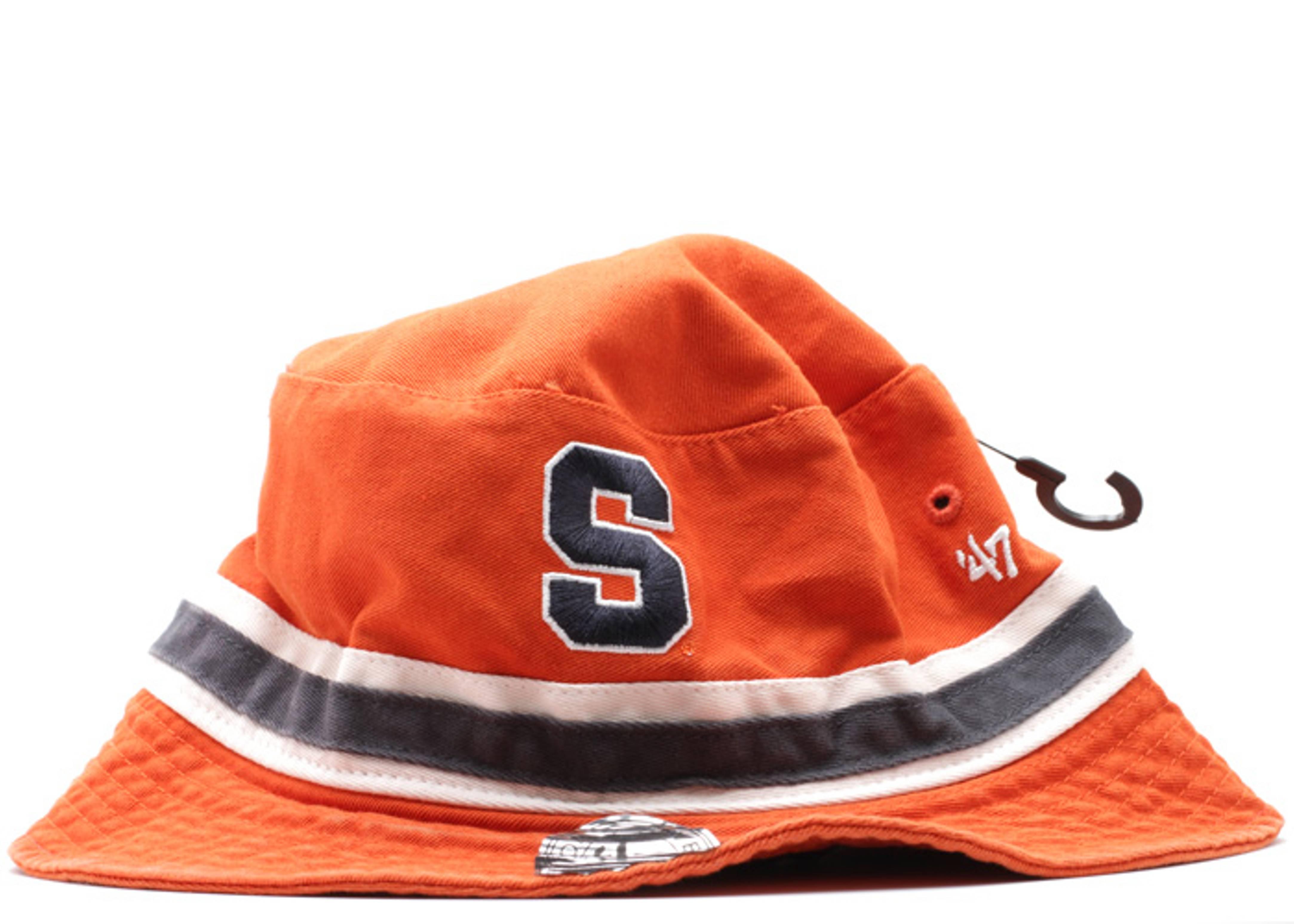 syracuse orangemen bucket hat